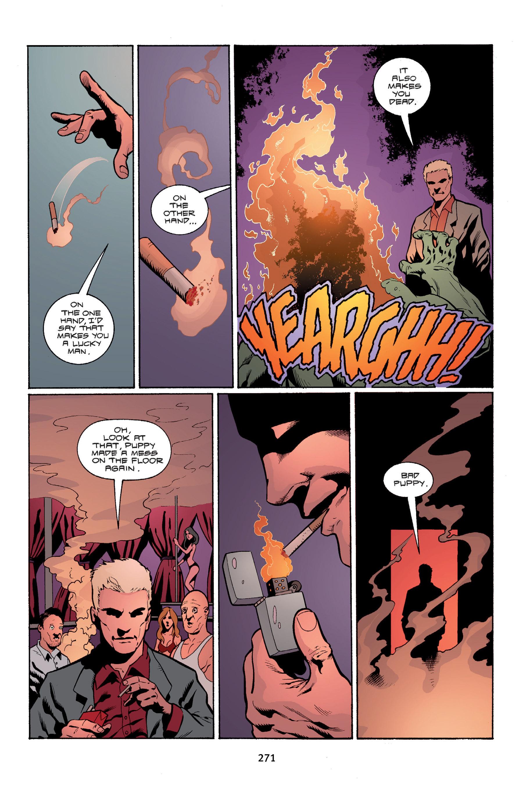 Read online Buffy the Vampire Slayer: Omnibus comic -  Issue # TPB 4 - 269