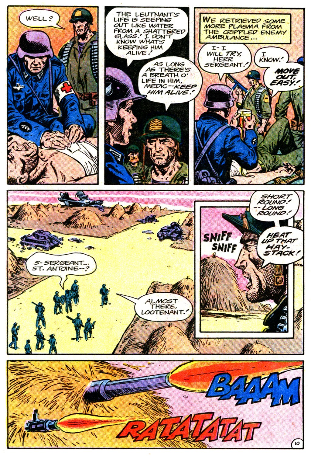 Sgt. Rock issue 361 - Page 11