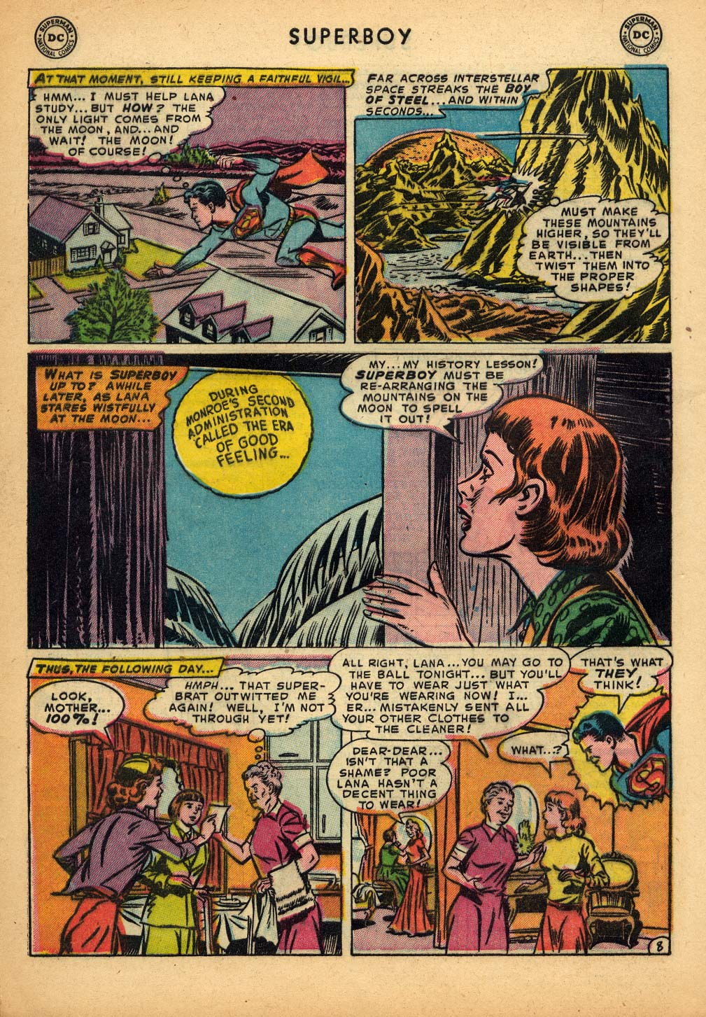 Superboy (1949) issue 25 - Page 35