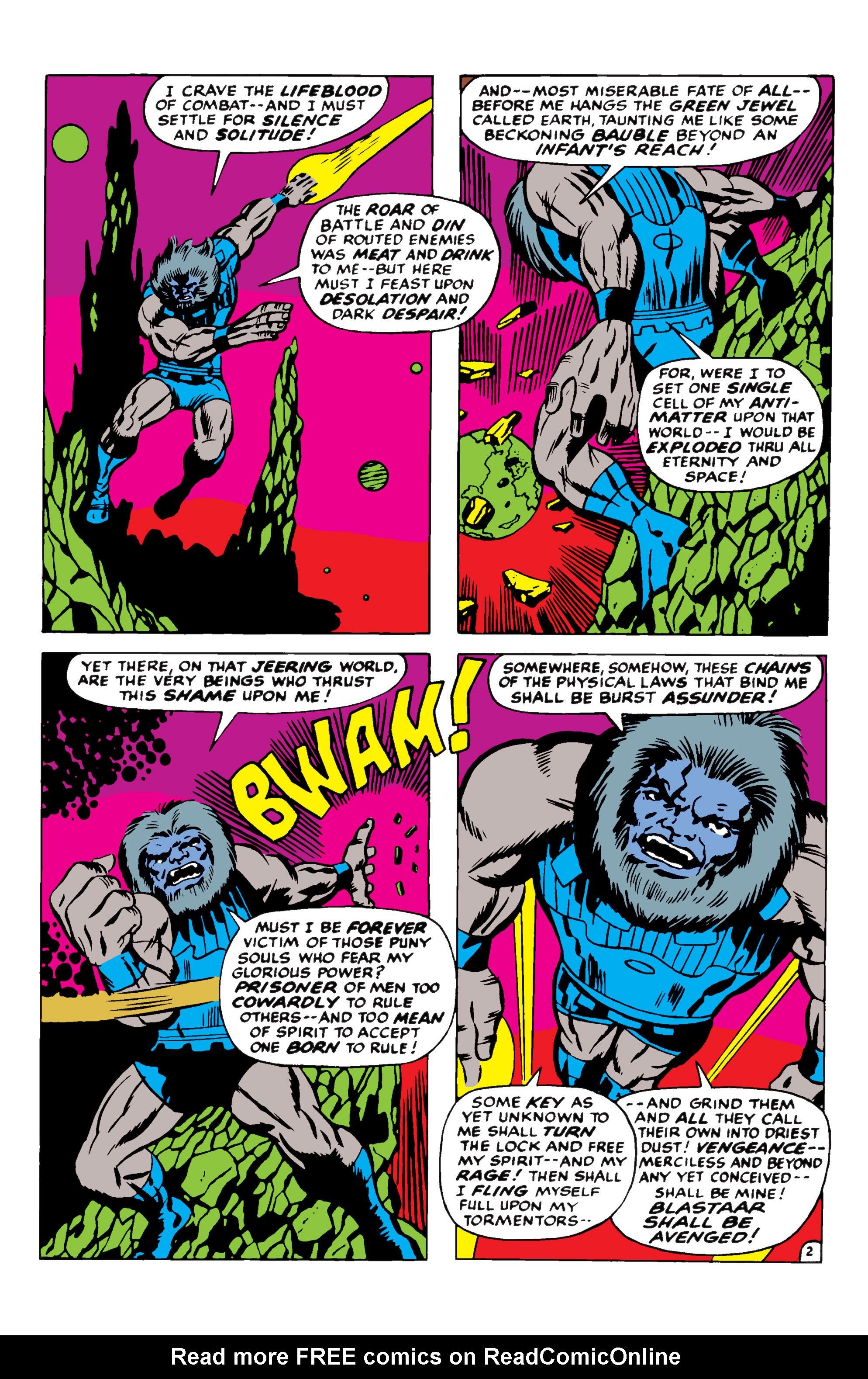 Uncanny X-Men (1963) 53 Page 2