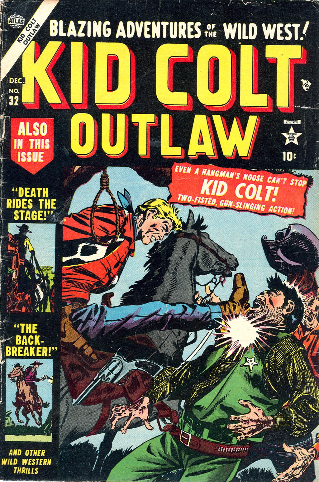 Kid Colt Outlaw issue 32 - Page 1