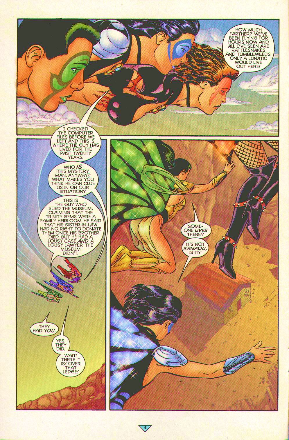 Read online Trinity Angels comic -  Issue #5 - 4