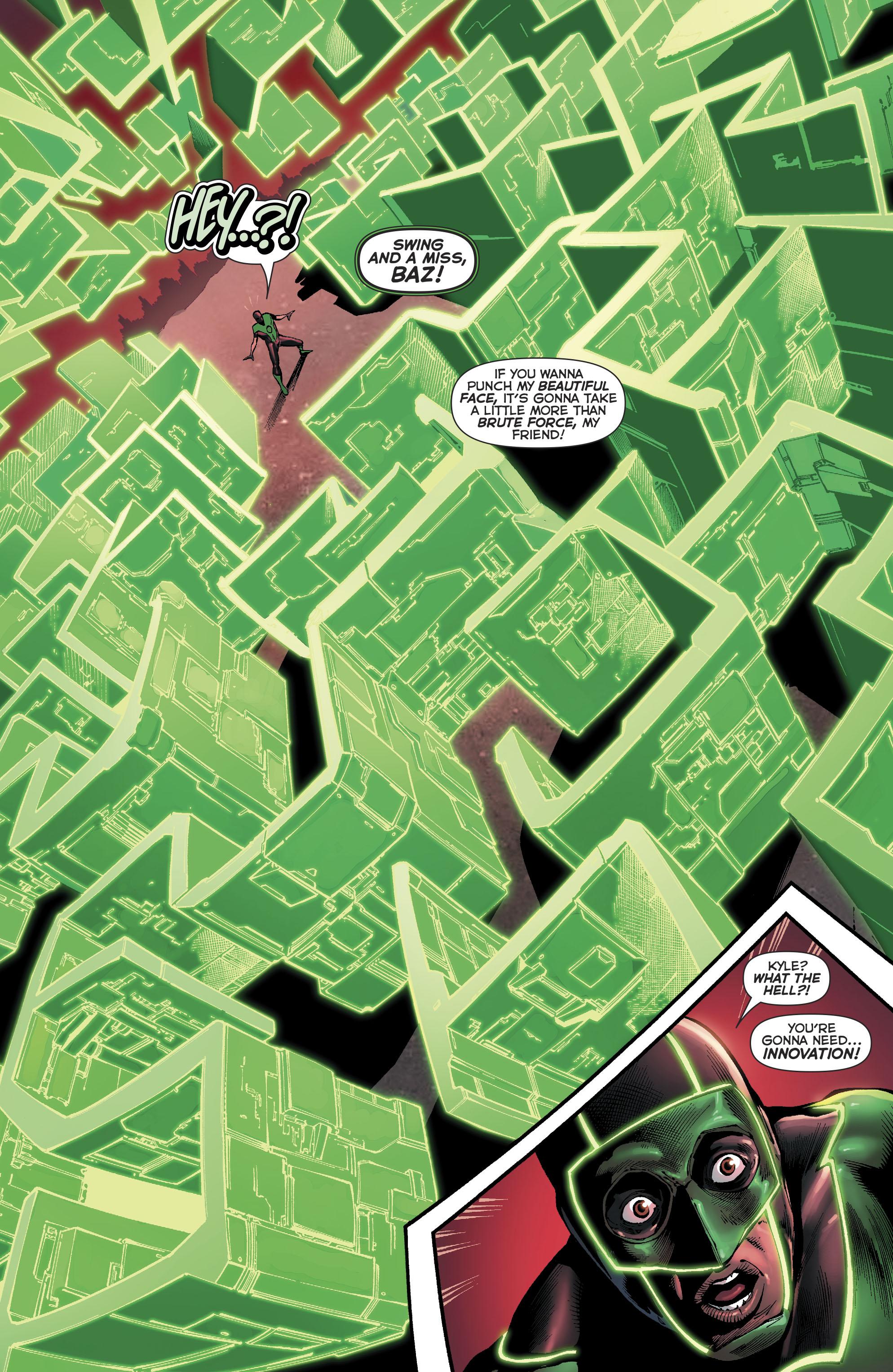 Read online Green Lanterns comic -  Issue #23 - 8