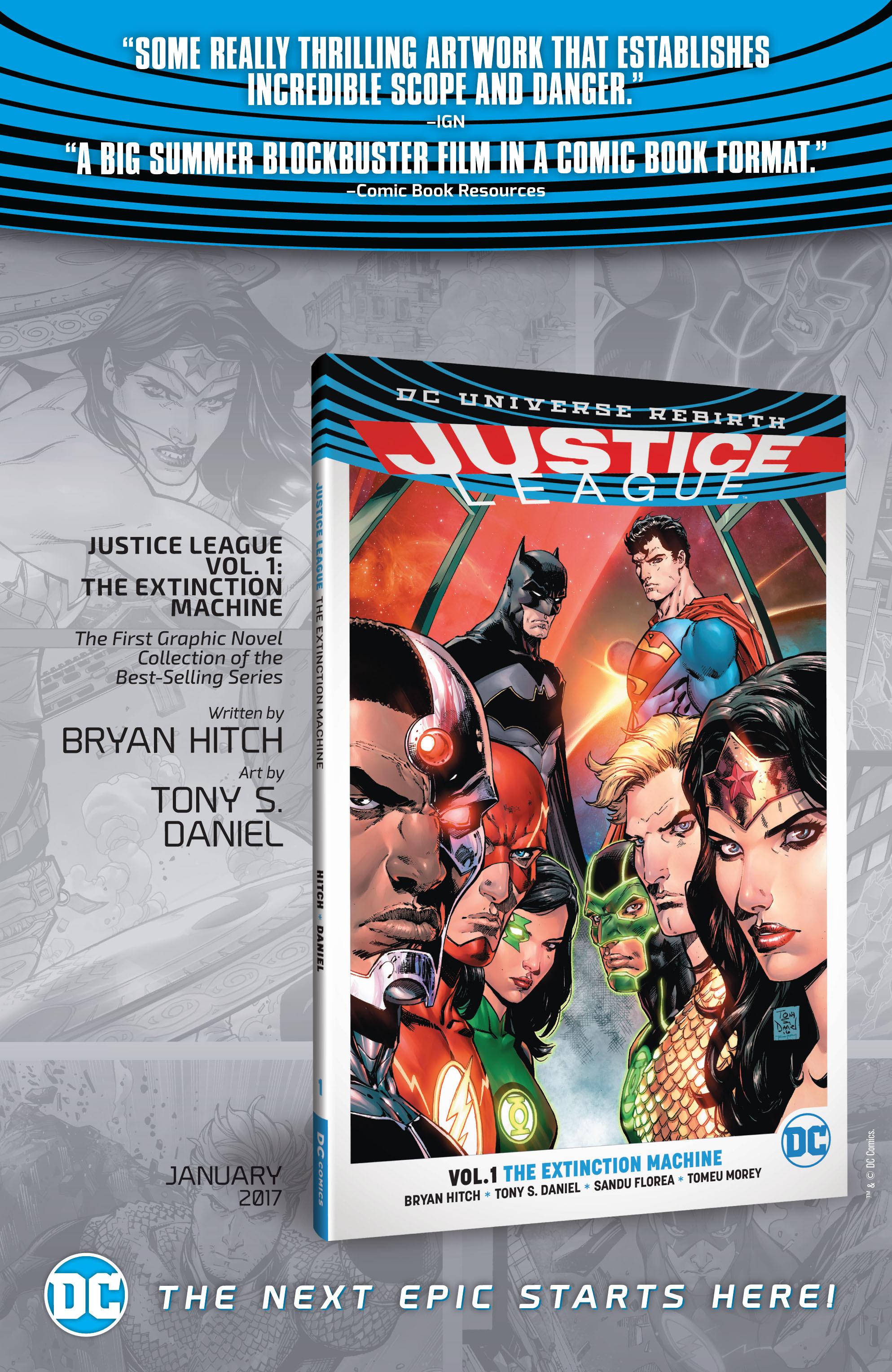 Read online Aquaman (2016) comic -  Issue #12 - 24