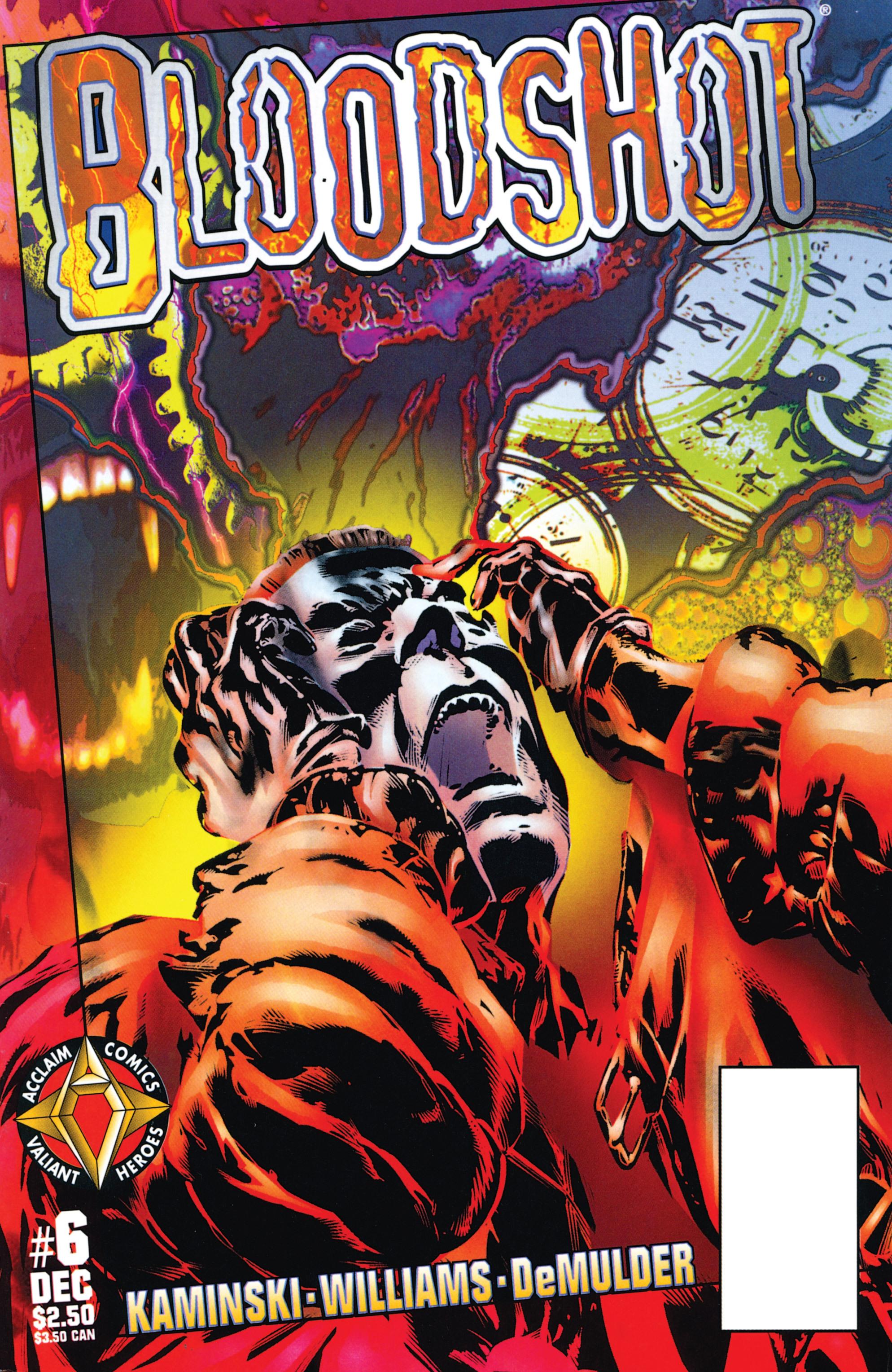 Bloodshot (1997) 6 Page 1
