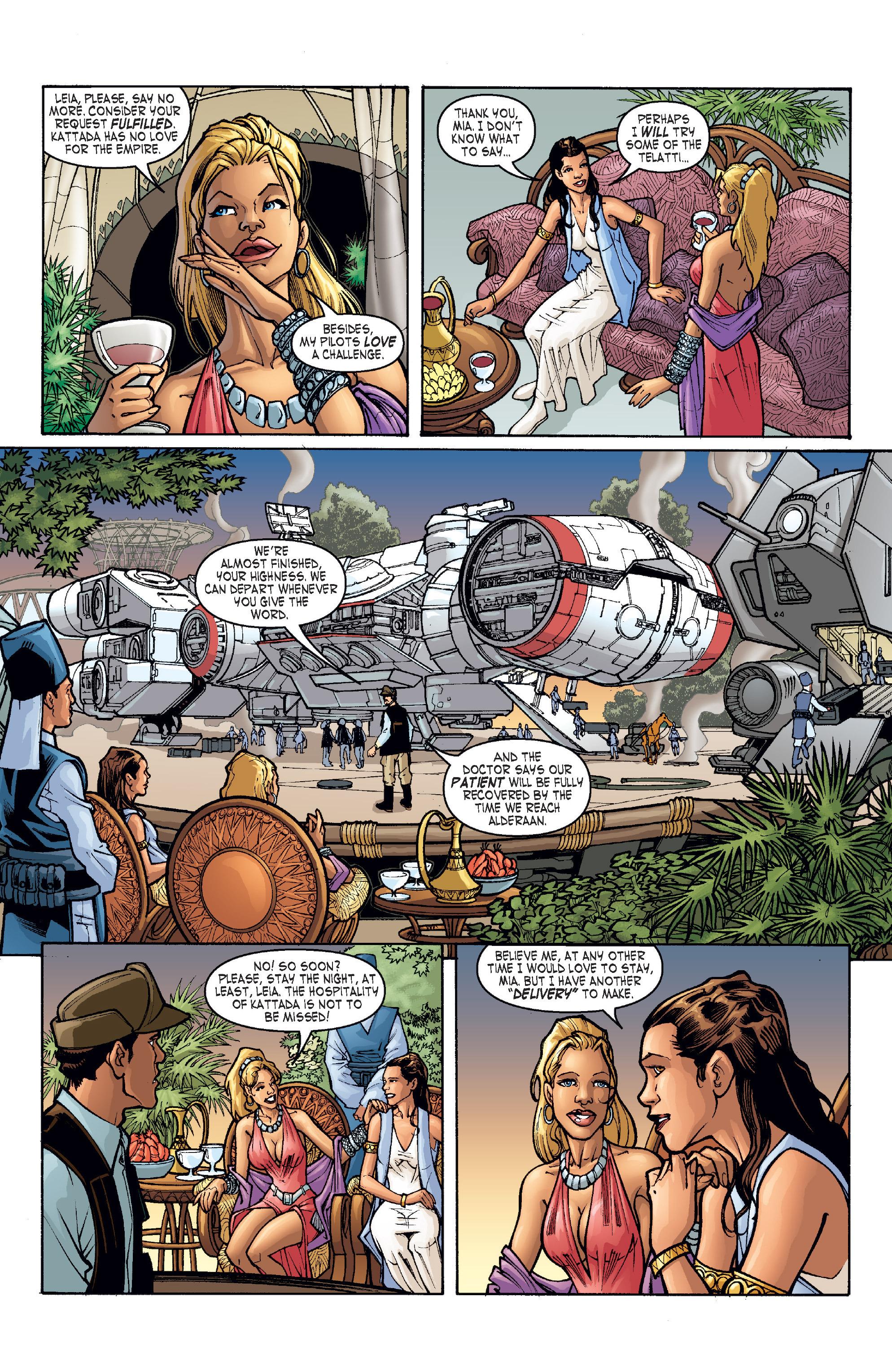 Read online Star Wars Omnibus comic -  Issue # Vol. 17 - 113