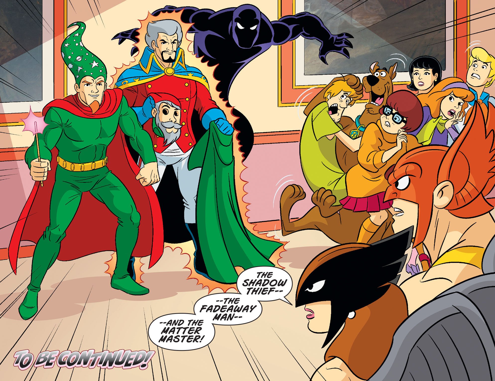 Read online Scooby-Doo! Team-Up comic -  Issue #33 - 23
