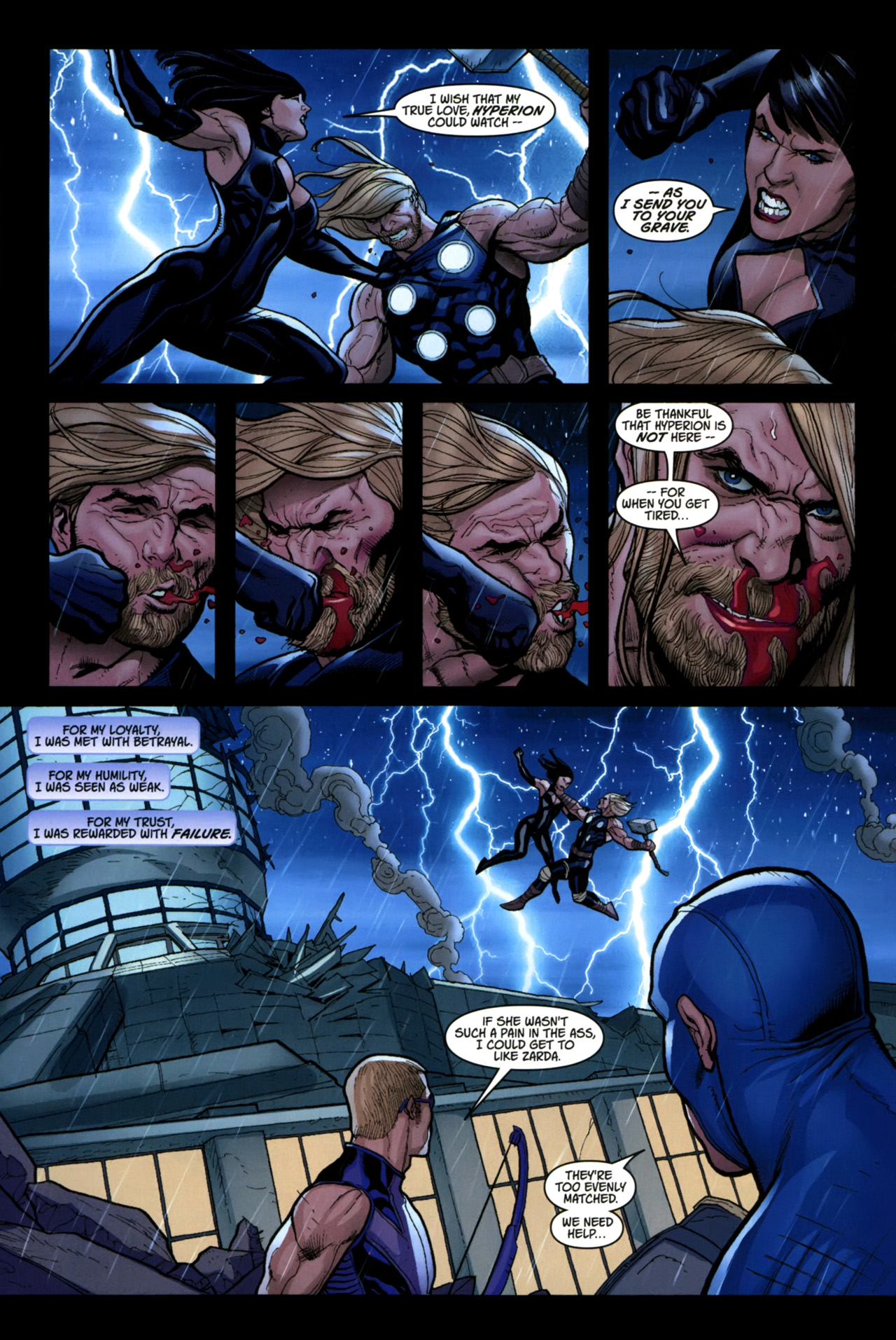 Read online Ultimate New Ultimates comic -  Issue #5 - 9