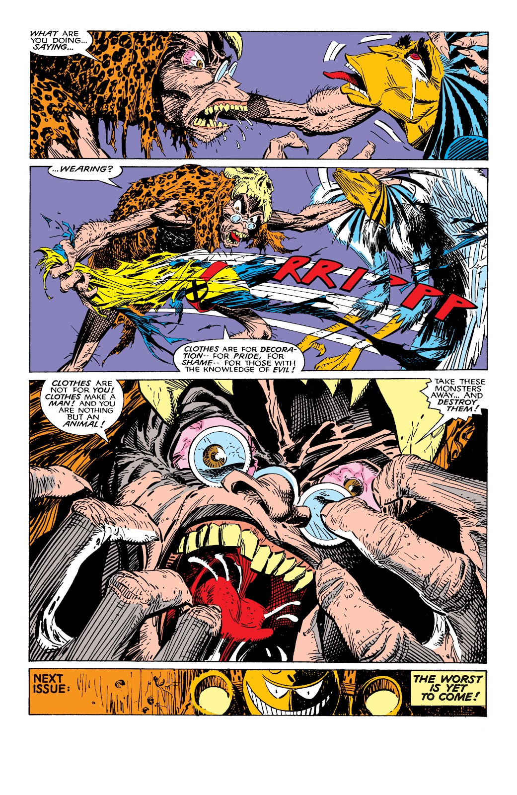 Read online X-Men Milestones: Fall of the Mutants comic -  Issue # TPB (Part 2) - 15