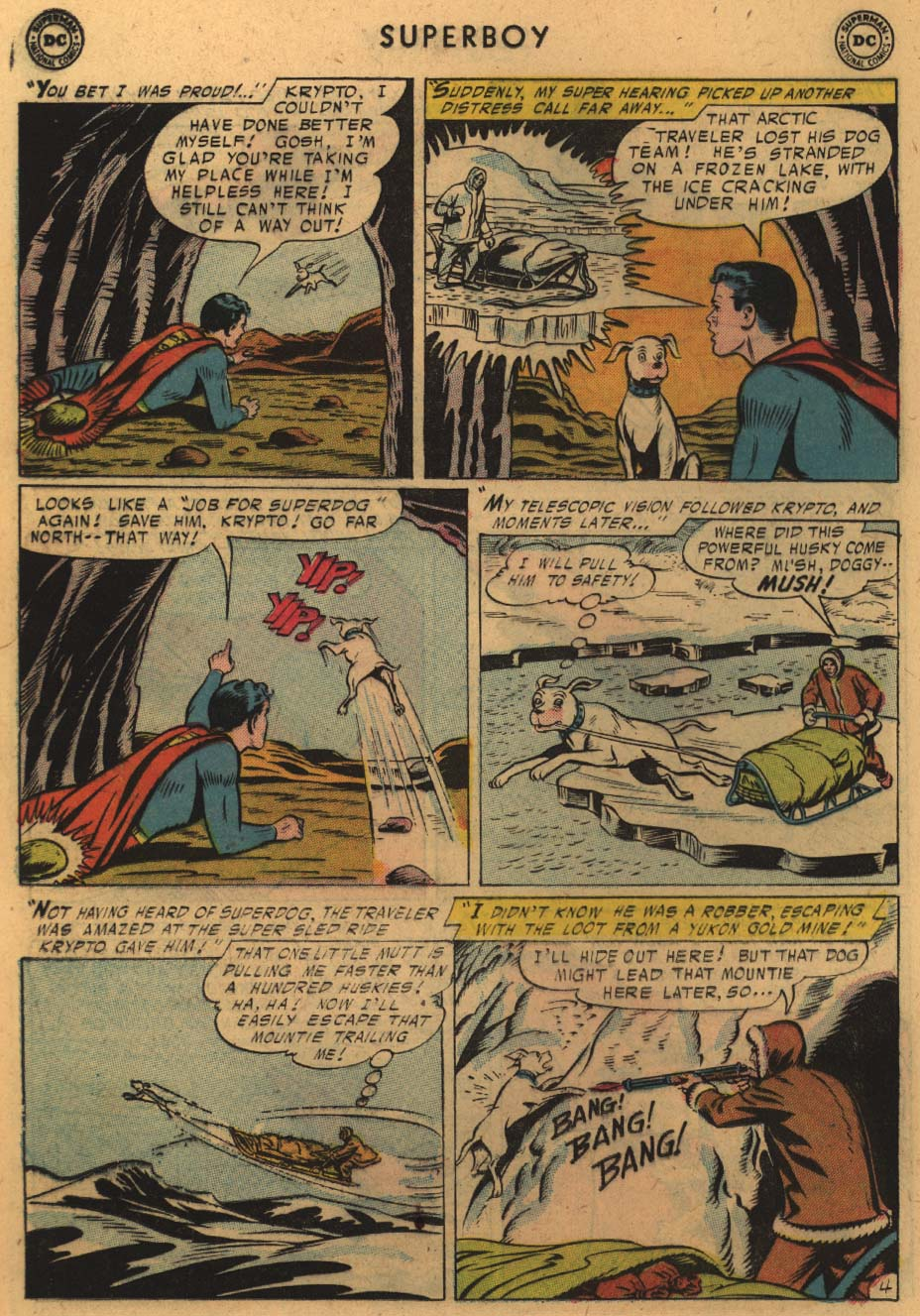 Superboy (1949) issue 51 - Page 14