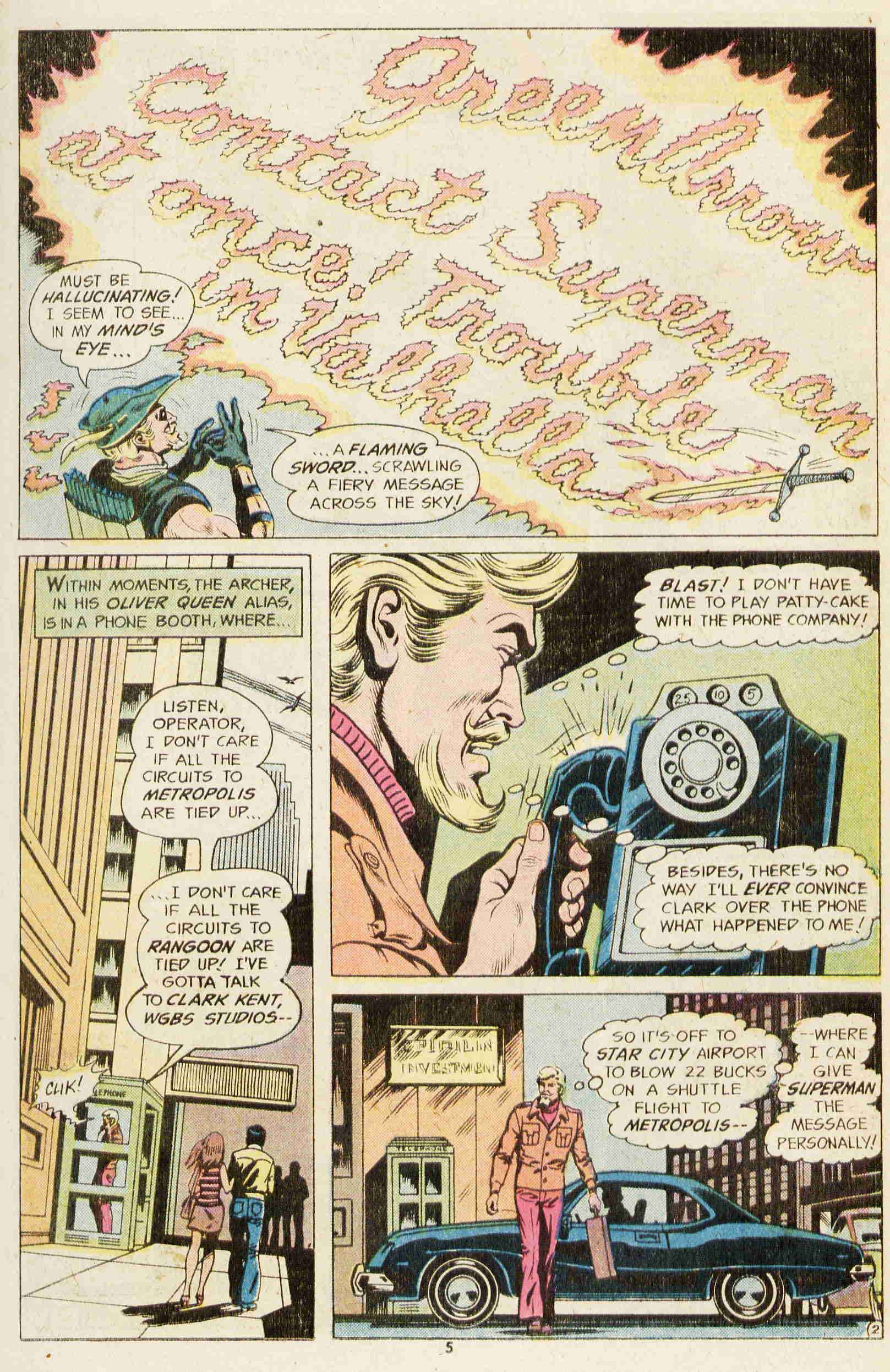 Read online Action Comics (1938) comic -  Issue #437 - 4
