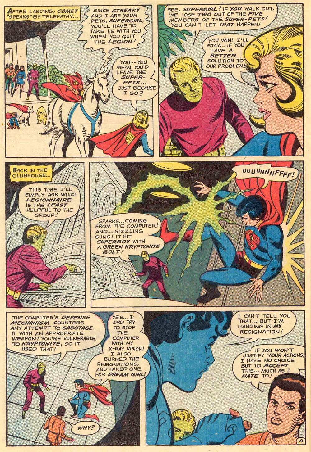 Read online Action Comics (1938) comic -  Issue #387 - 32