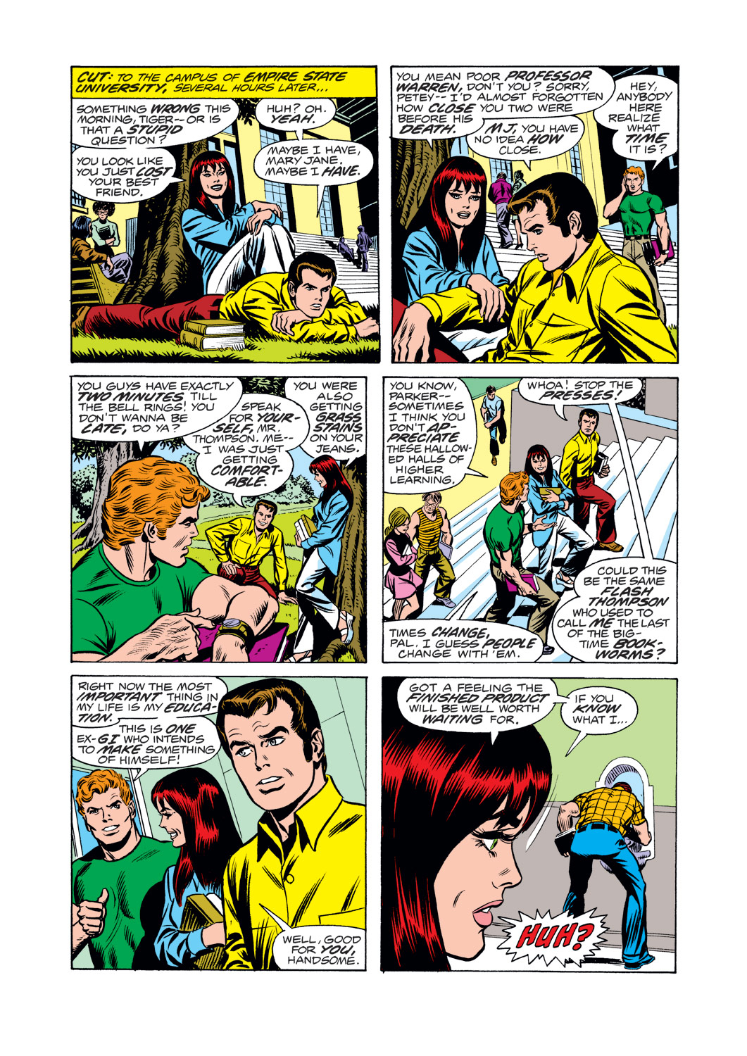 The Amazing Spider-Man (1963) 151 Page 4