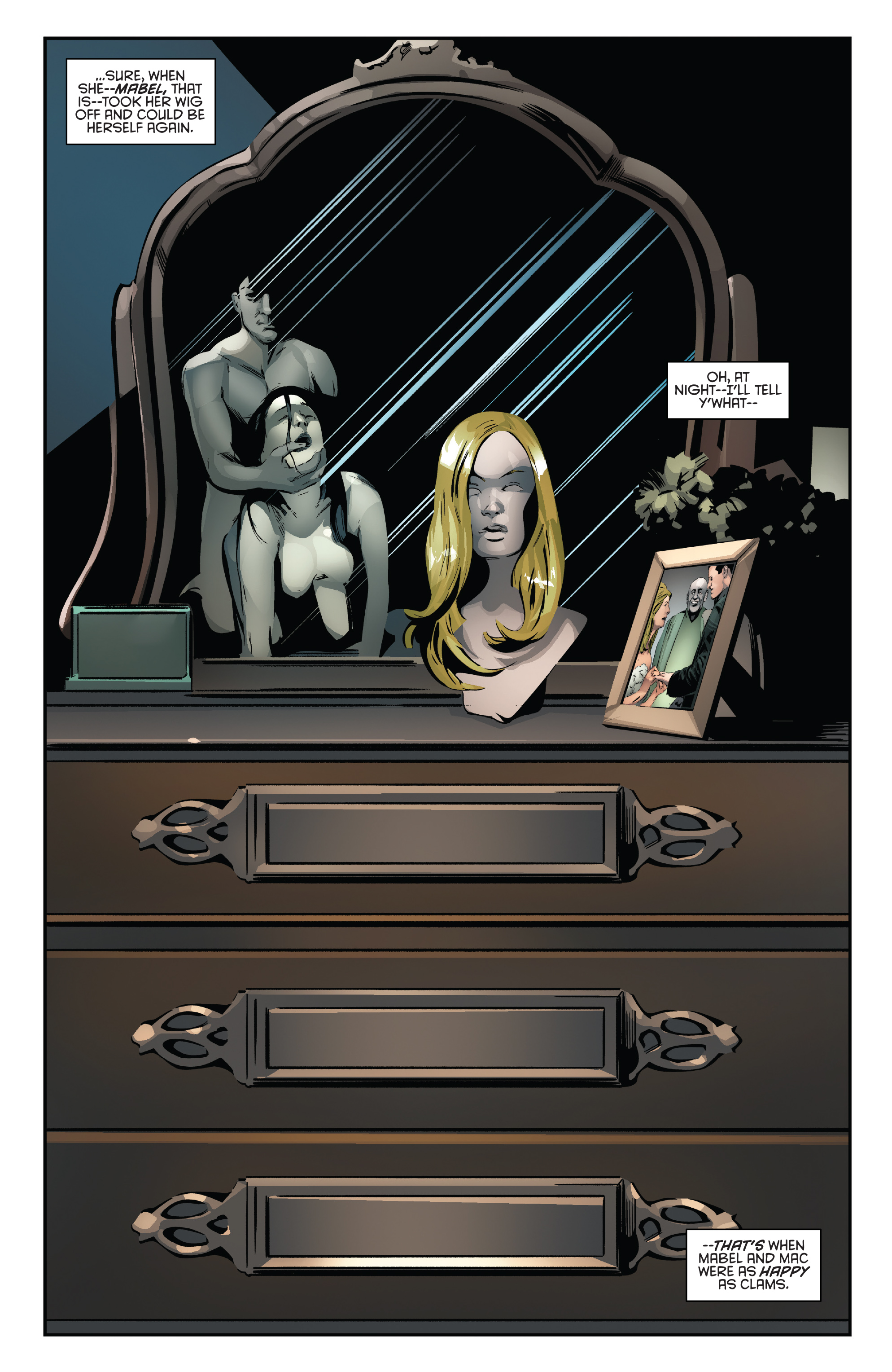 Read online Grand Passion comic -  Issue #5 - 19