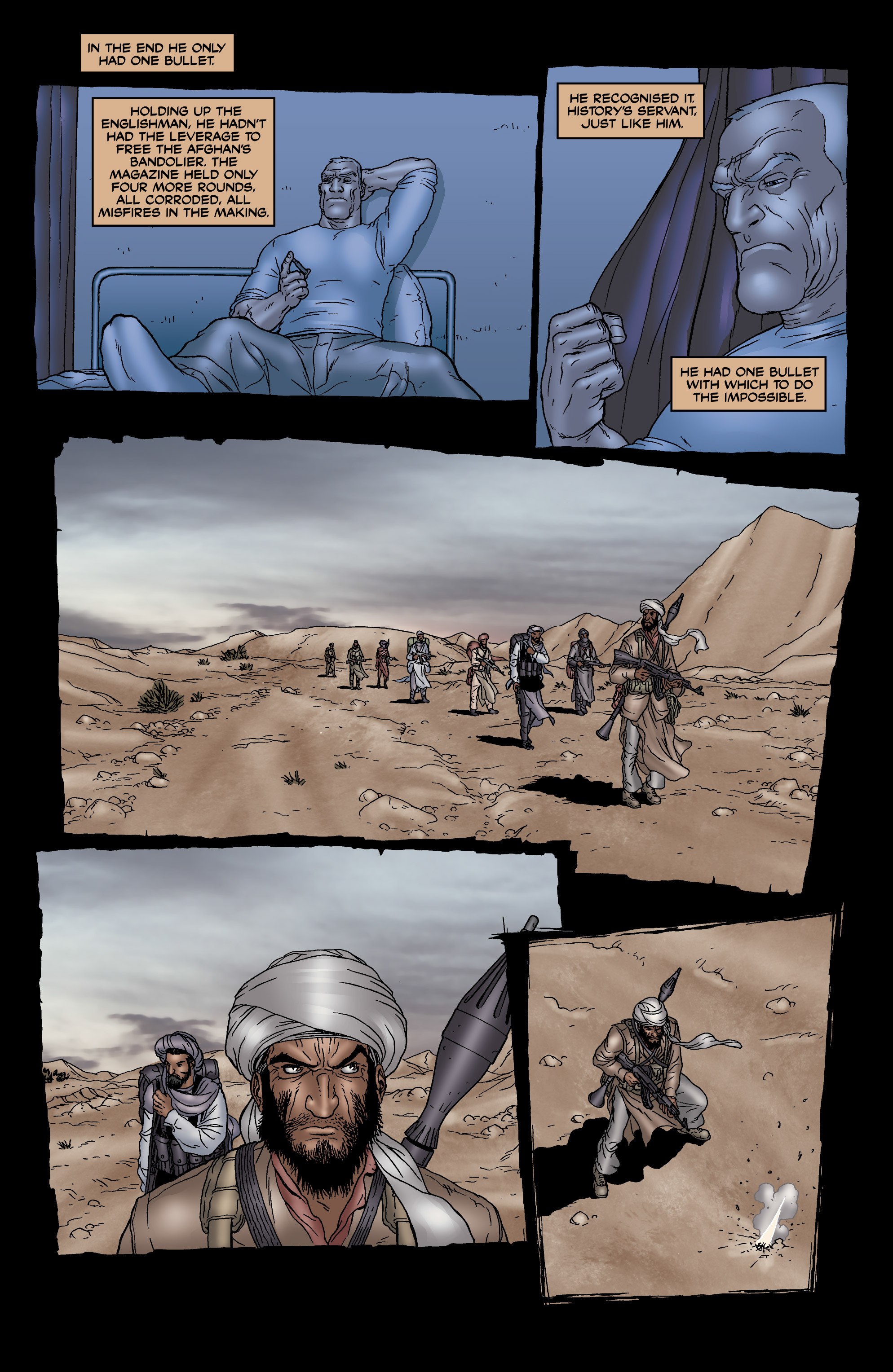 Read online 303 comic -  Issue #6 - 11