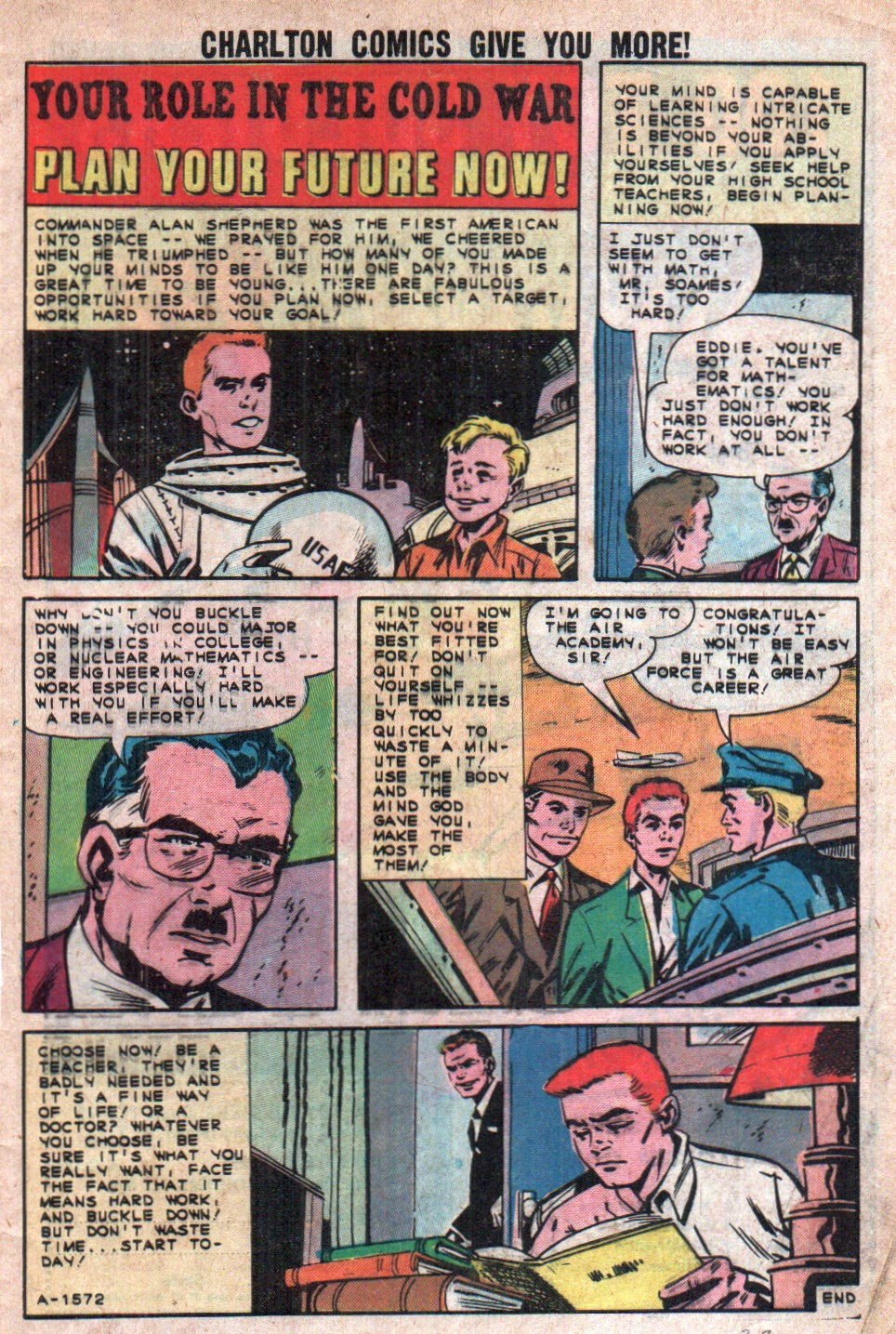 Read online Fightin' Navy comic -  Issue #108 - 33