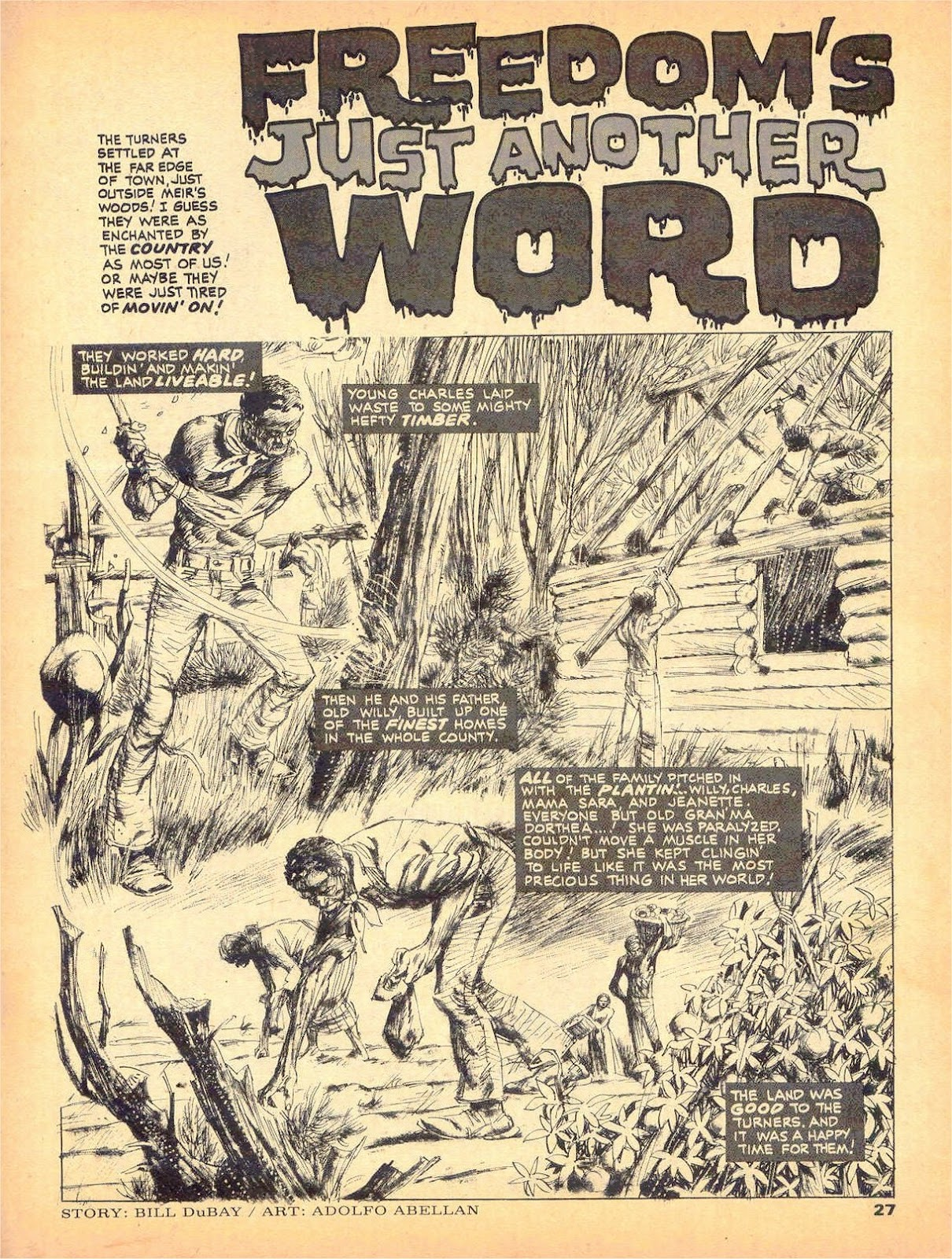 Creepy (1964) Issue #53 #53 - English 26
