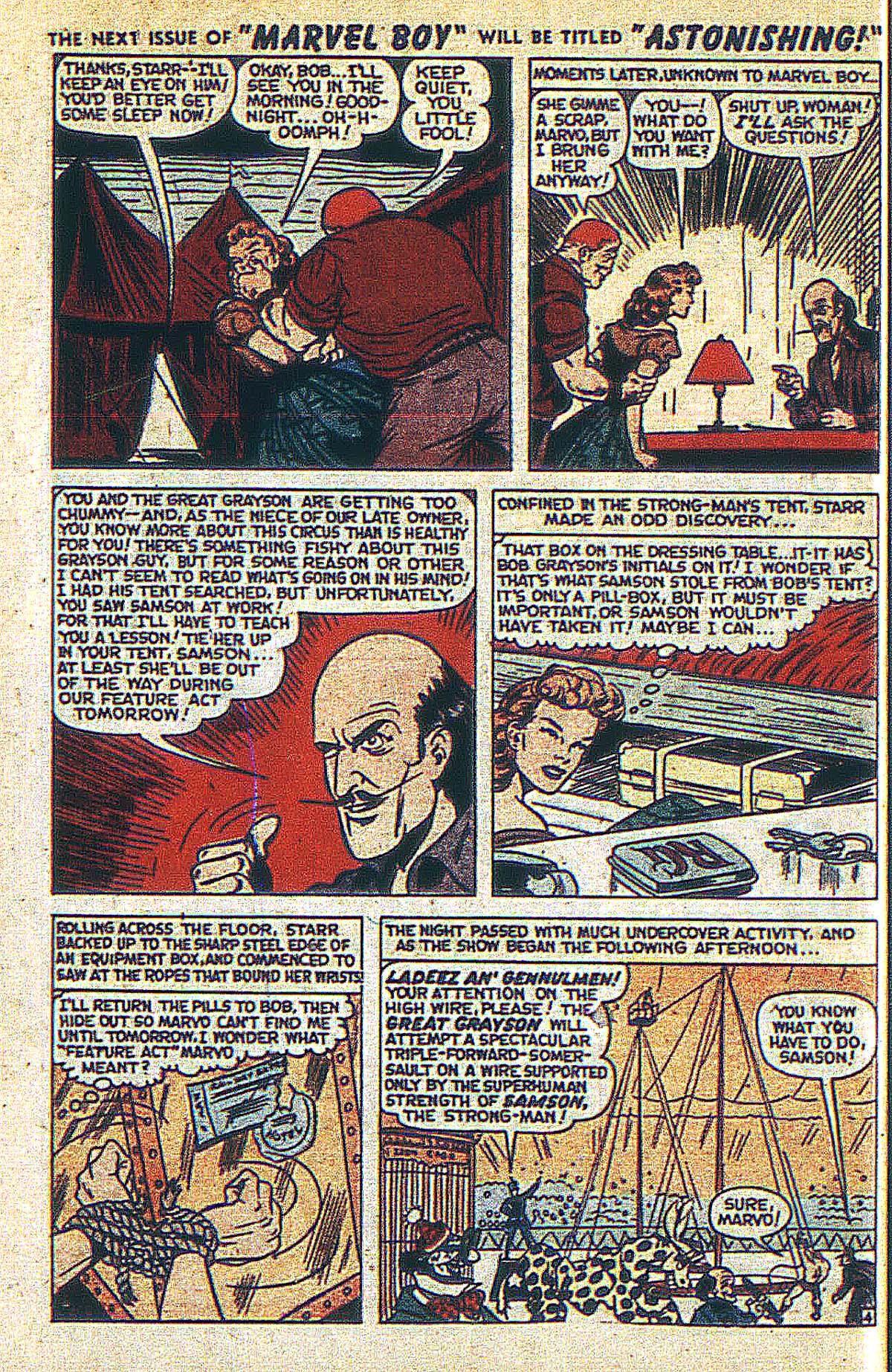 Read online Marvel Boy (1950) comic -  Issue #2 - 31