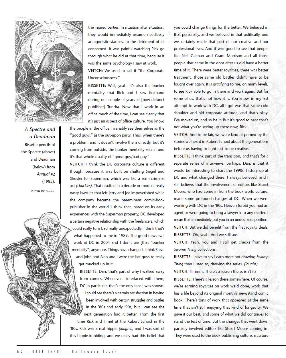 Back Issue issue 6 - Page 65