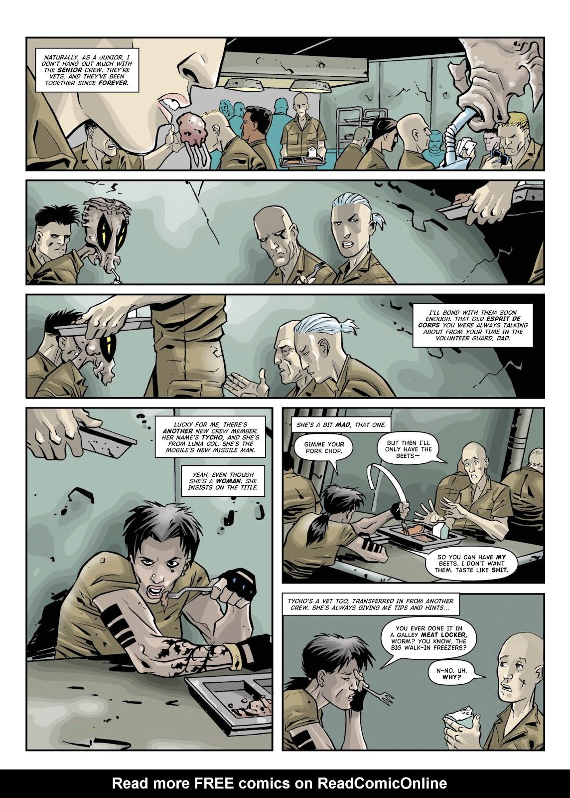 Judge Dredd Megazine (Vol. 5) Issue #381 #180 - English 71