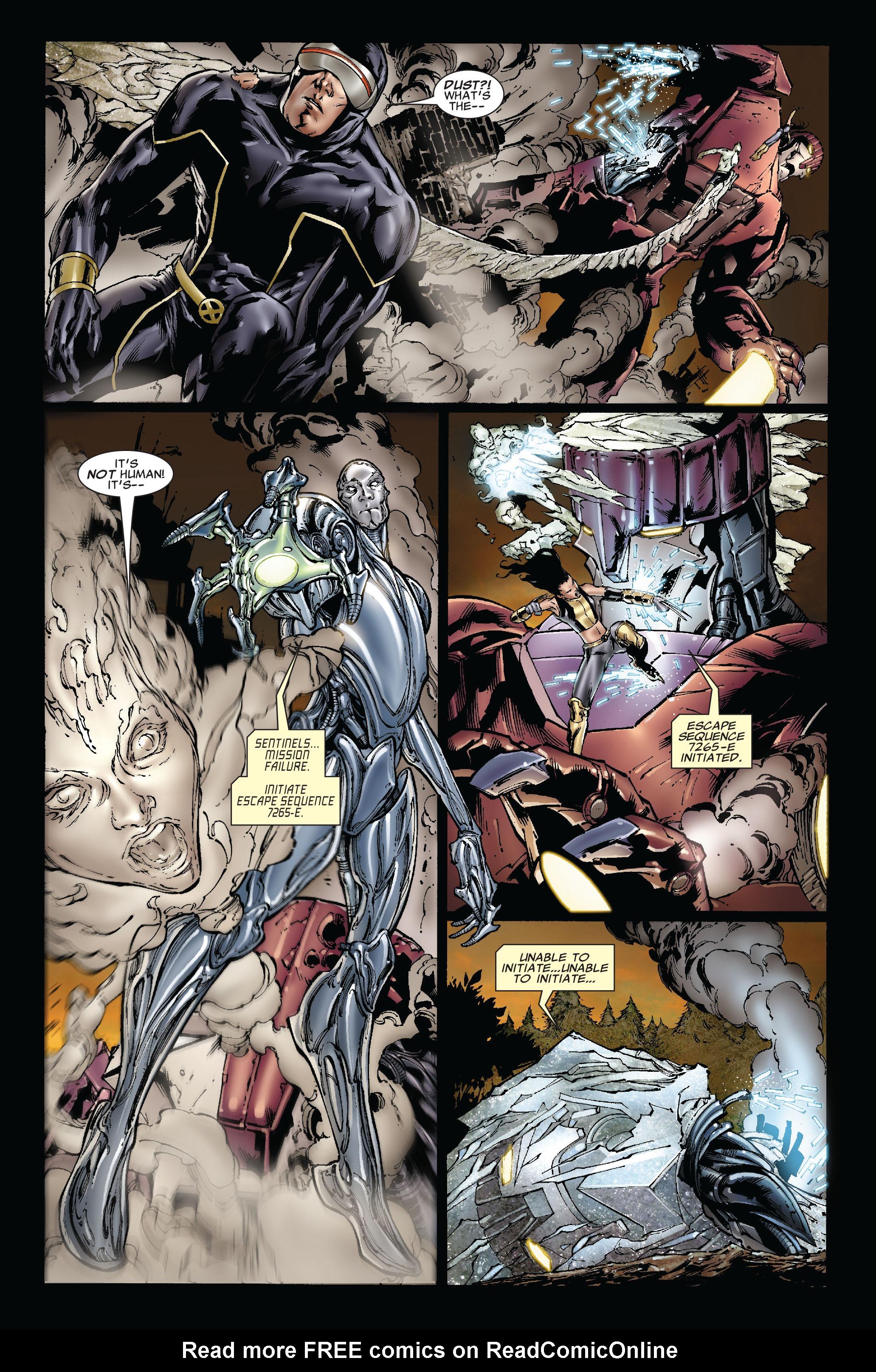 Read online Uncanny X-Men (1963) comic -  Issue #493 - 19