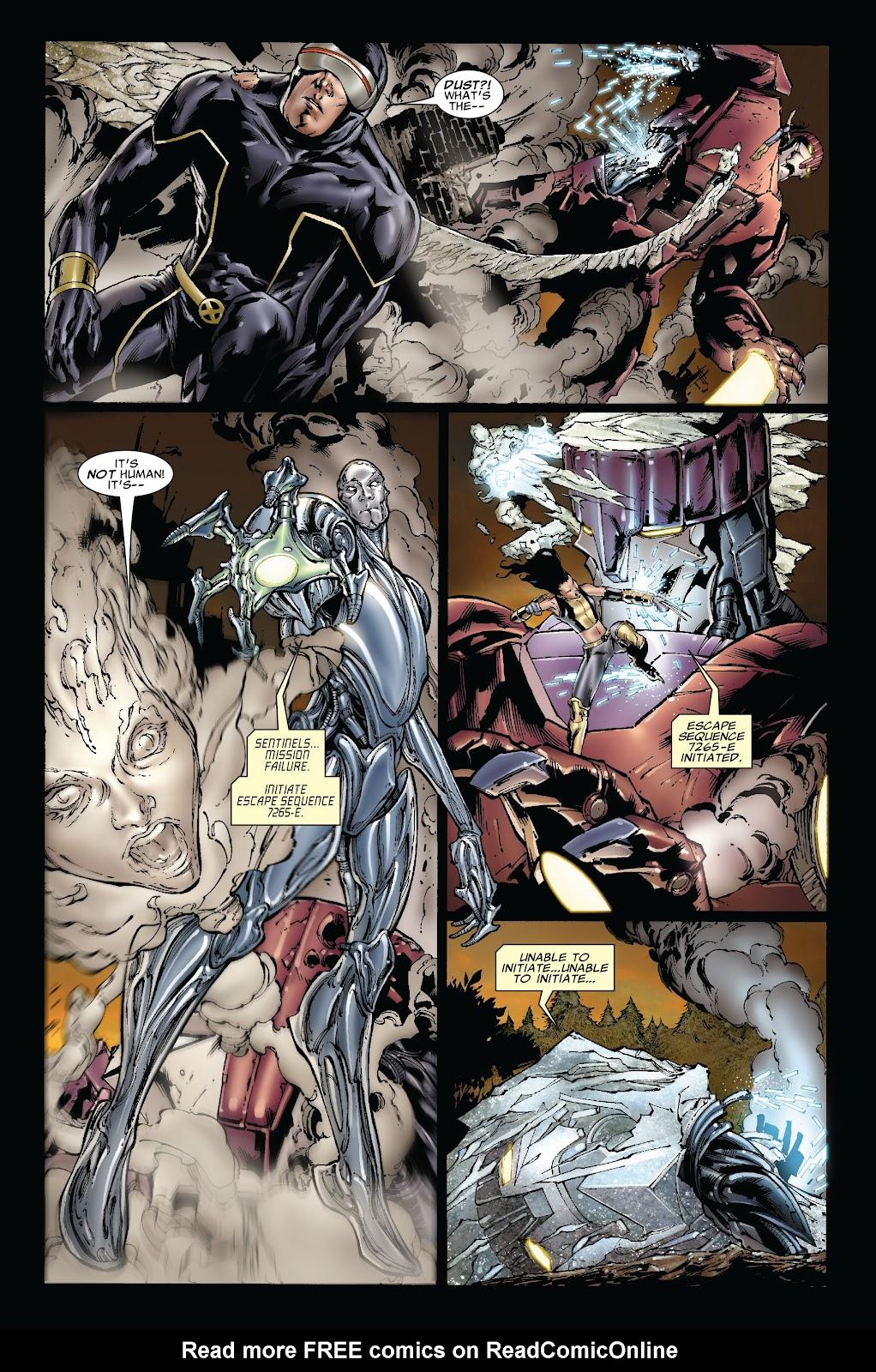 Uncanny X-Men (1963) issue 493 - Page 19