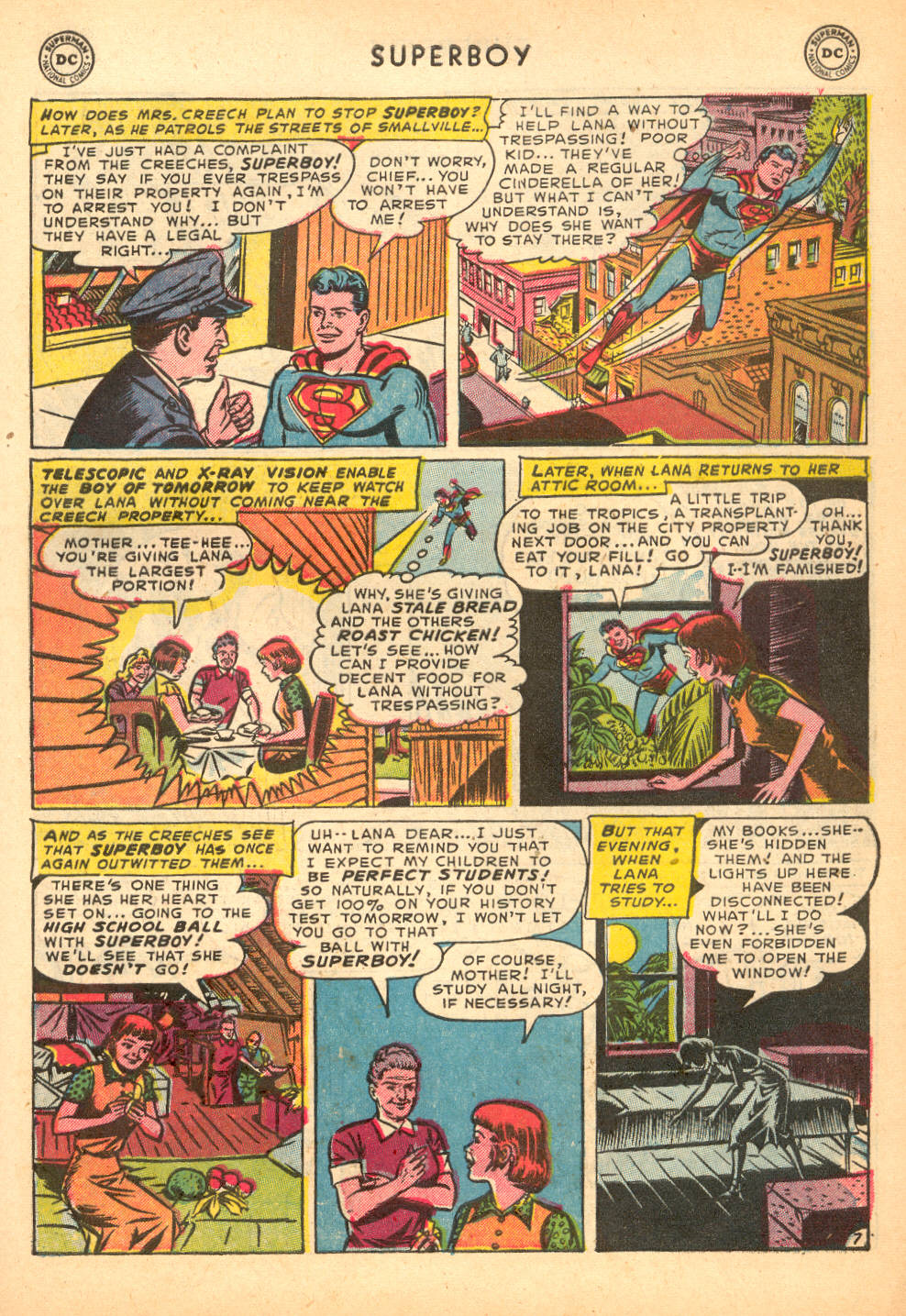 Superboy (1949) issue 25 - Page 34