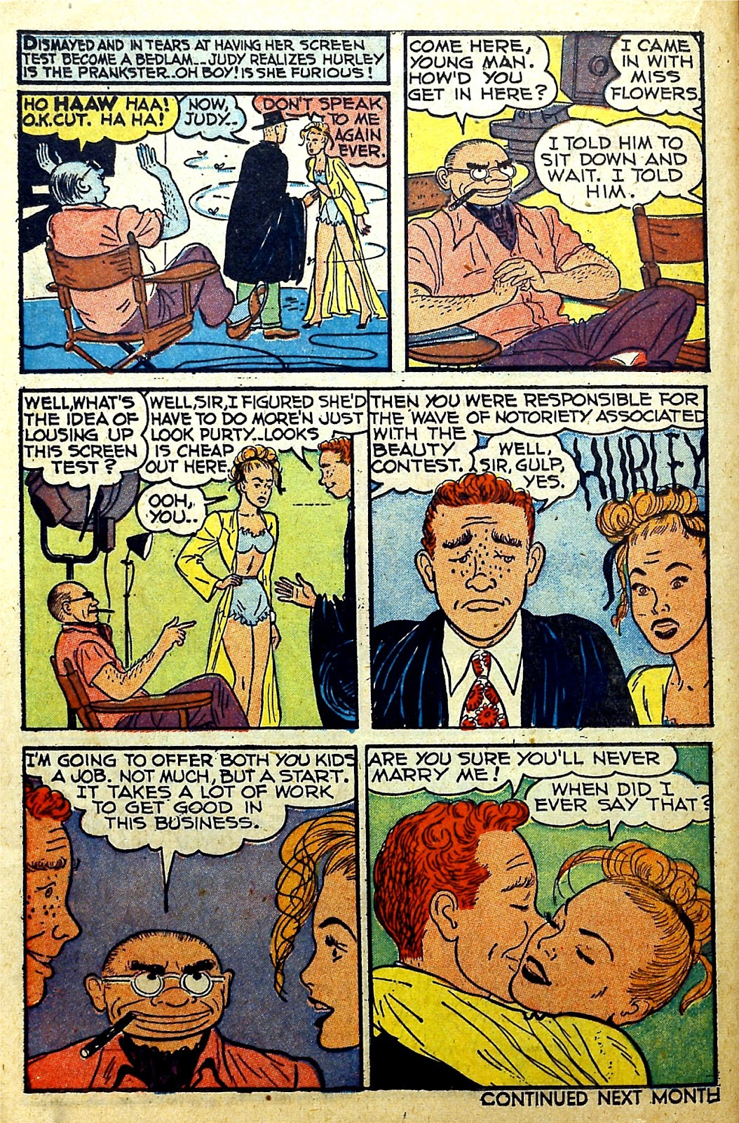 Read online Famous Funnies comic -  Issue #166 - 24