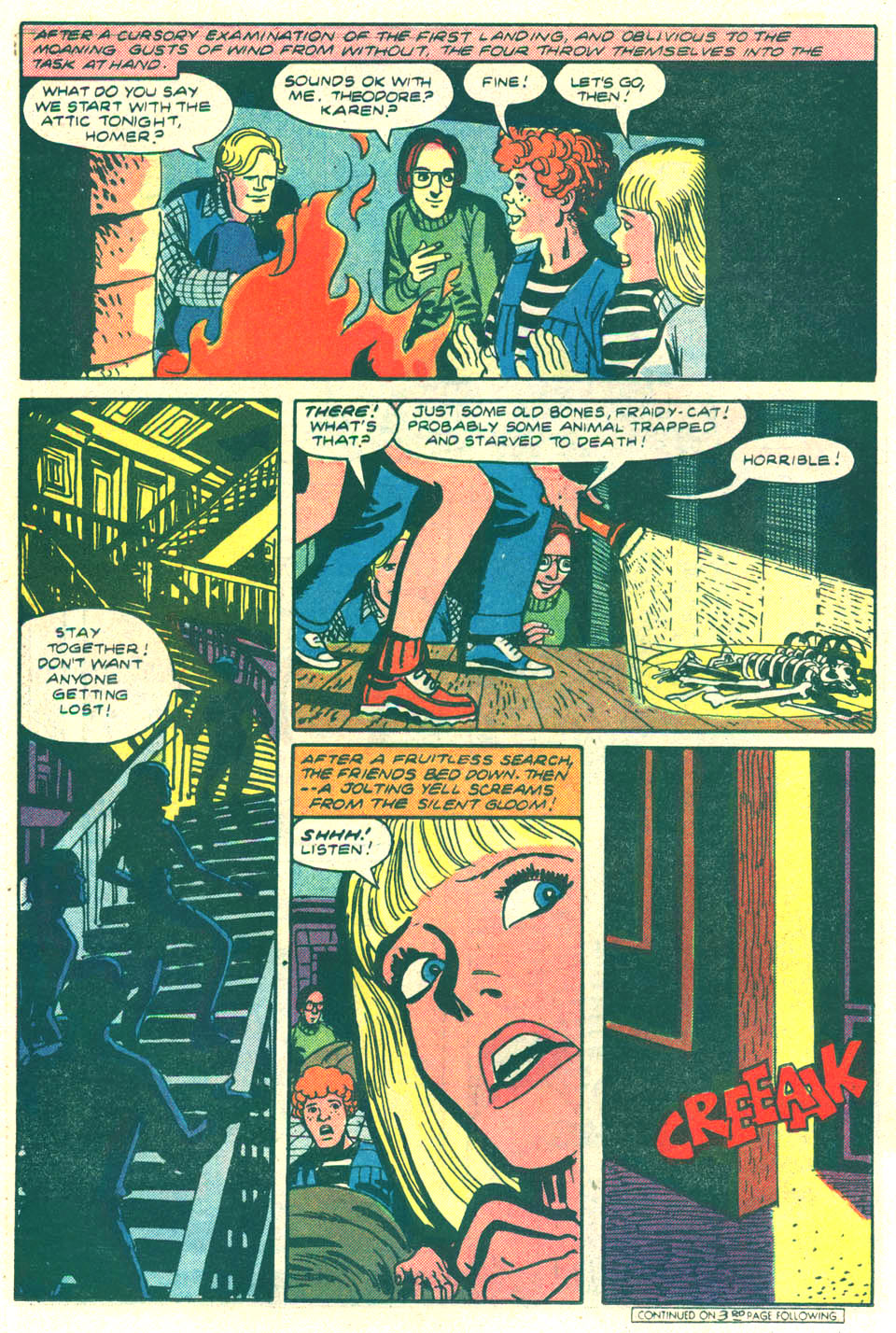 Elvira's House of Mystery Issue #8 #9 - English 18