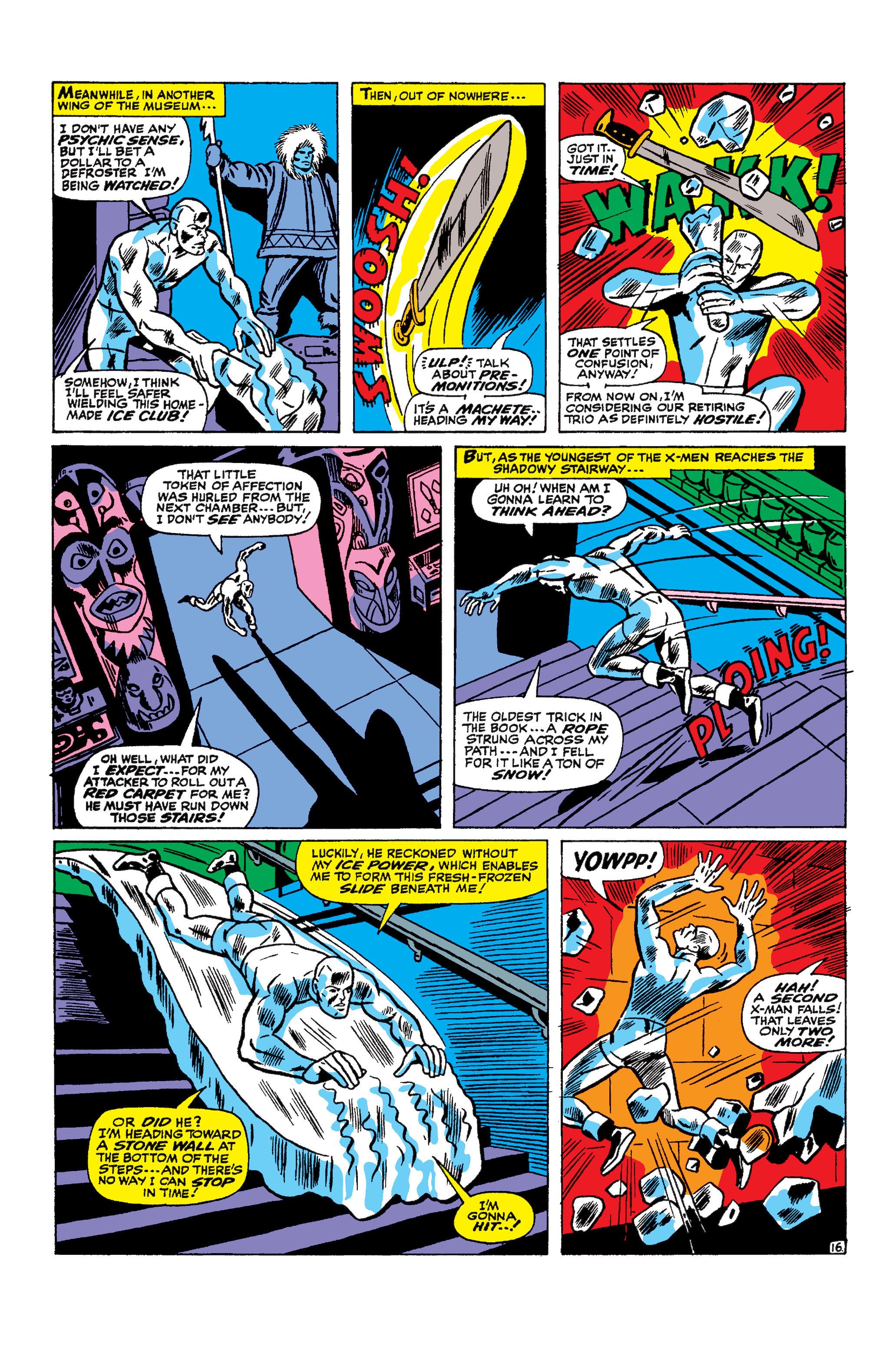 Uncanny X-Men (1963) 25 Page 16