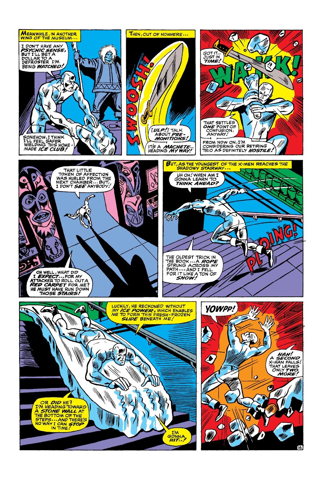 Uncanny X-Men (1963) issue 25 - Page 17