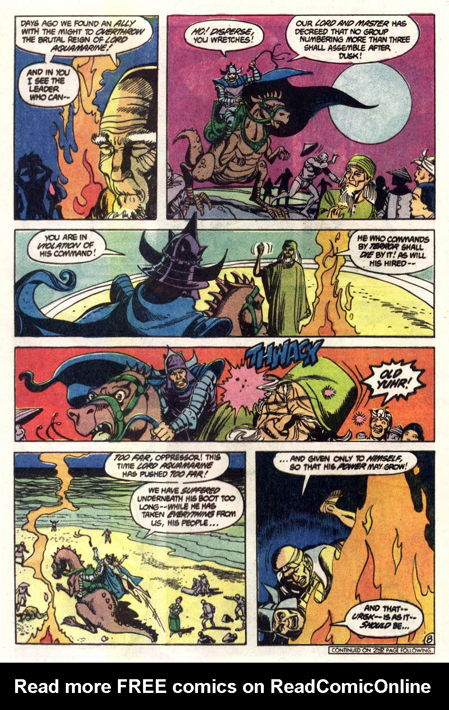 Read online Amethyst (1985) comic -  Issue #2 - 9