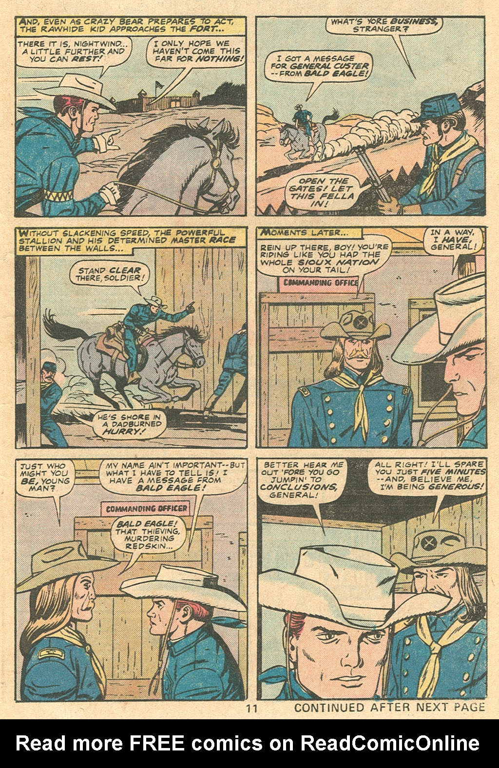 The Rawhide Kid (1955) issue 131 - Page 13
