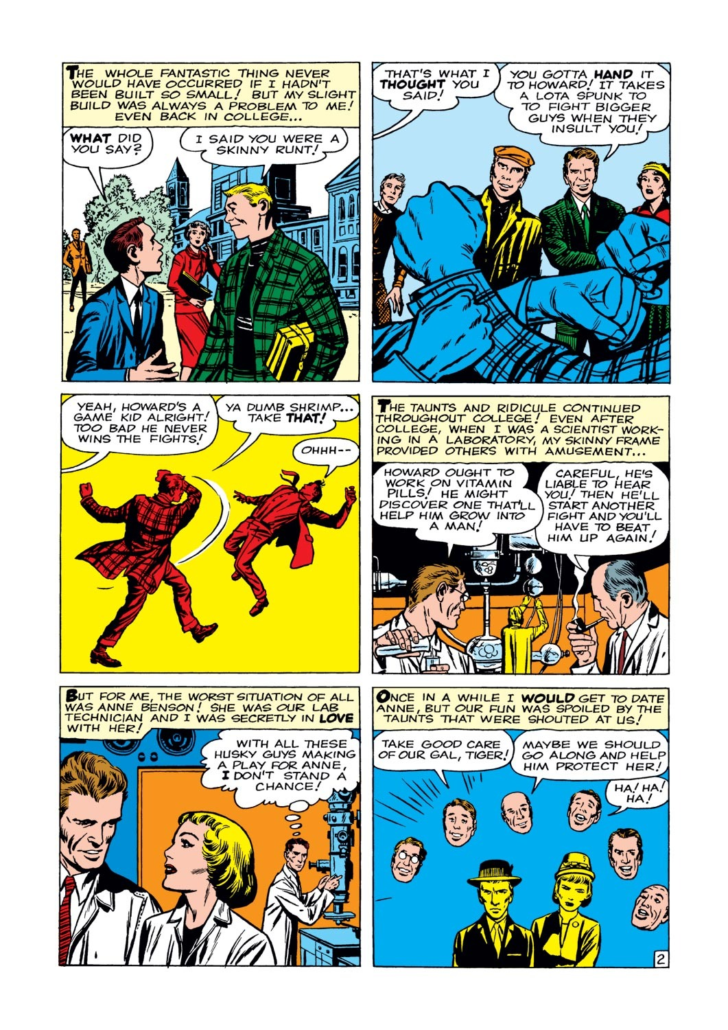 Tales of Suspense (1959) issue 22 - Page 3