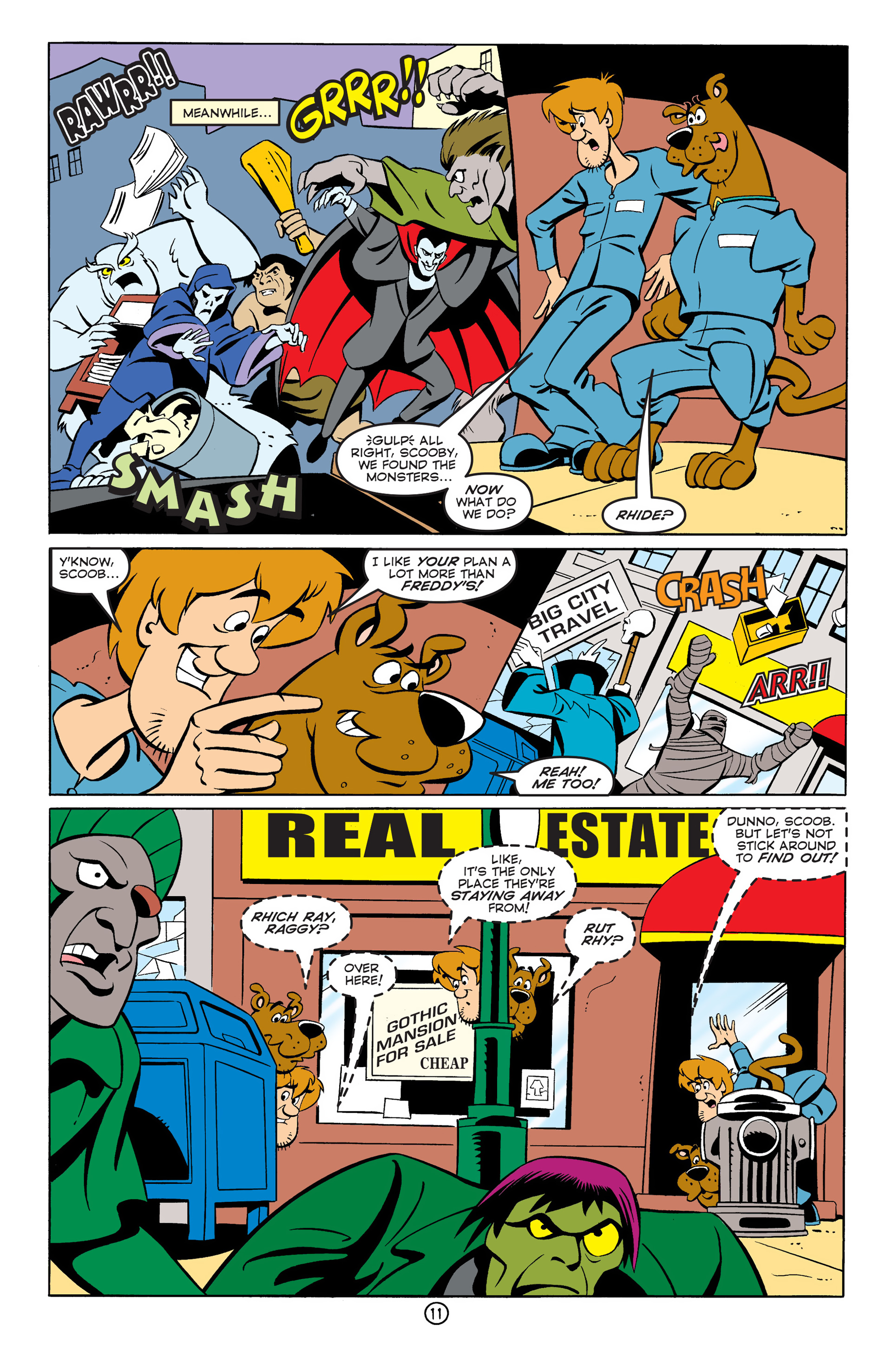Read online Scooby-Doo (1997) comic -  Issue #50 - 12