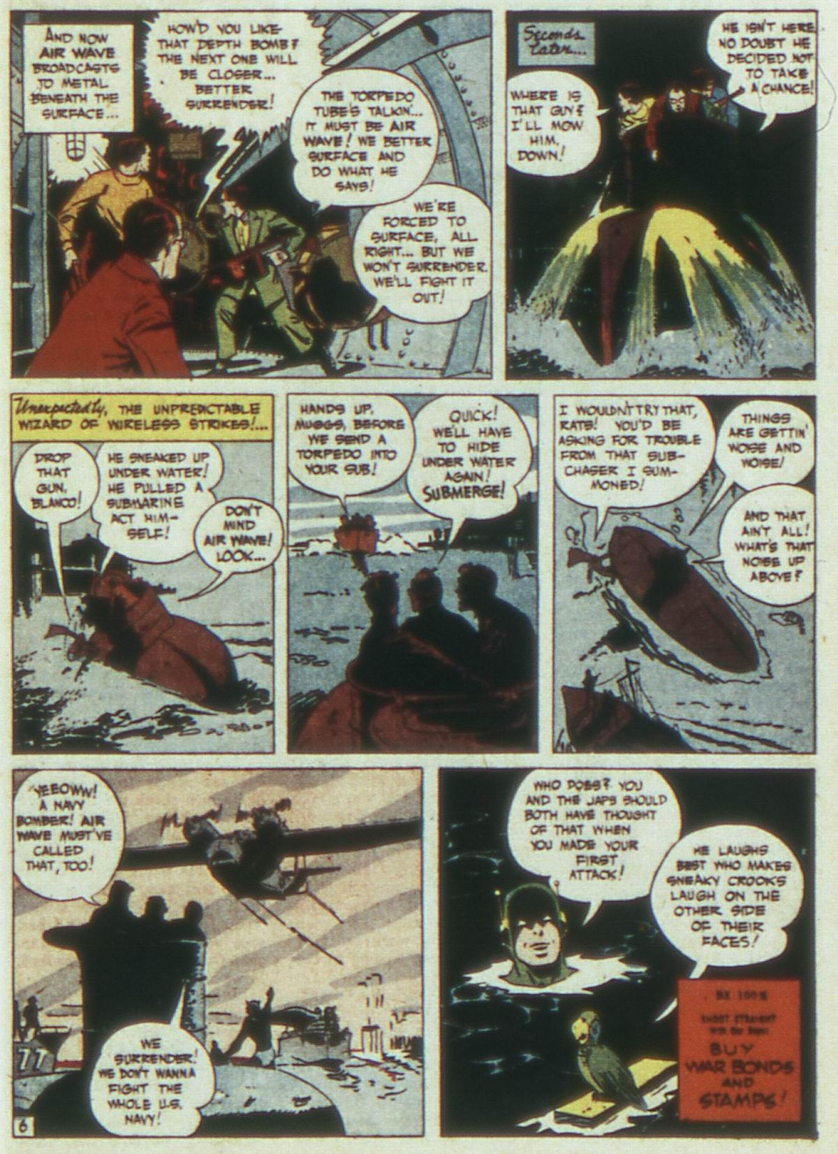 Read online Detective Comics (1937) comic -  Issue #82 - 43