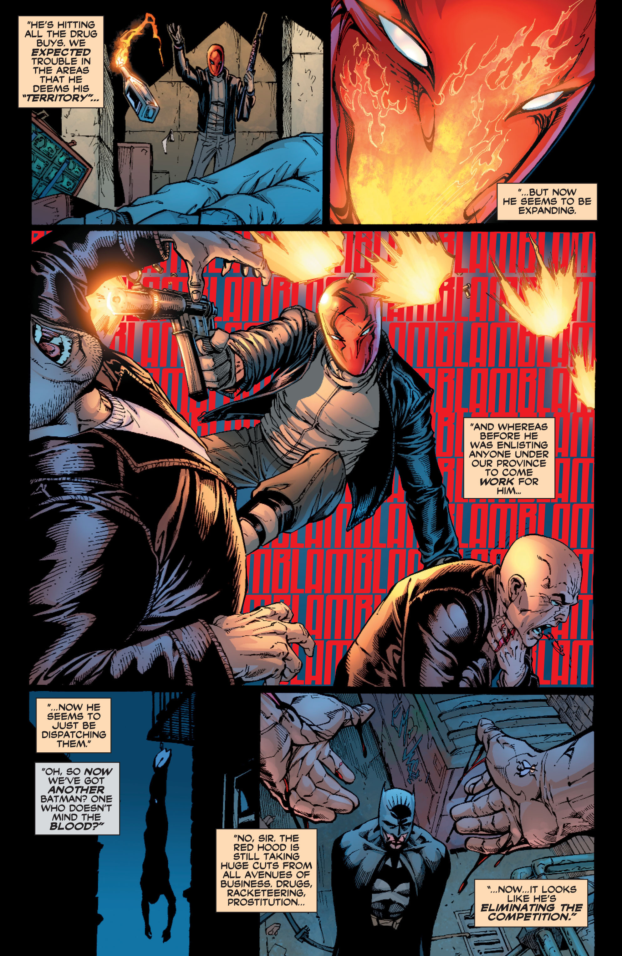 Read online Batman: Under The Red Hood comic -  Issue # Full - 210