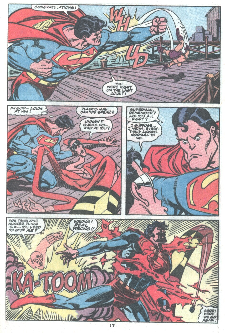 Action Comics (1938) 661 Page 17