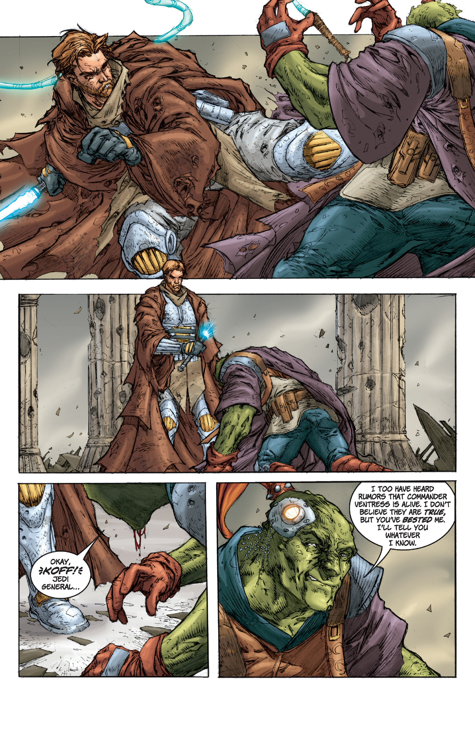 Read online Star Wars Omnibus comic -  Issue # Vol. 26 - 92