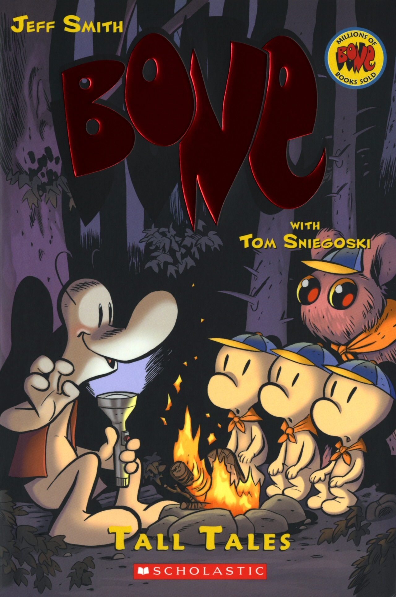 Bone: Tall Tales TPB Page 1