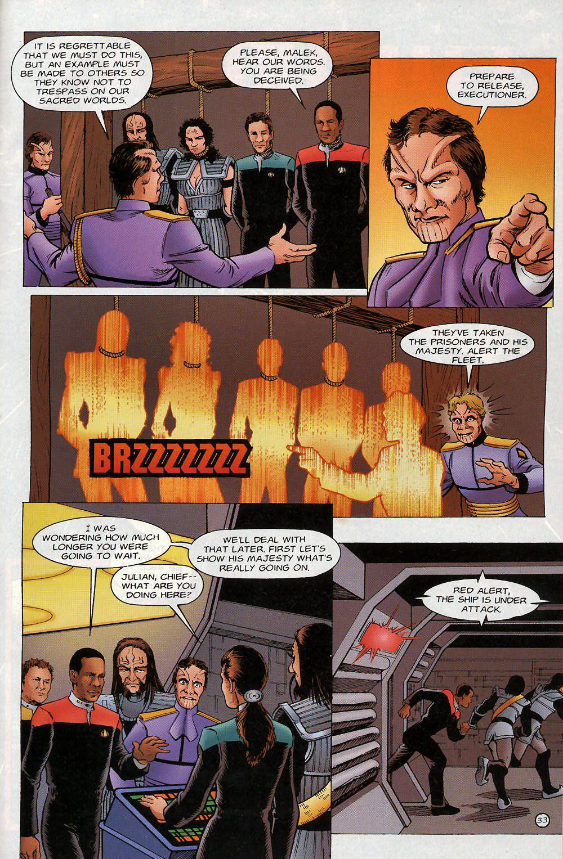 Read online Star Trek: Deep Space Nine - Lightstorm comic -  Issue # Full - 33