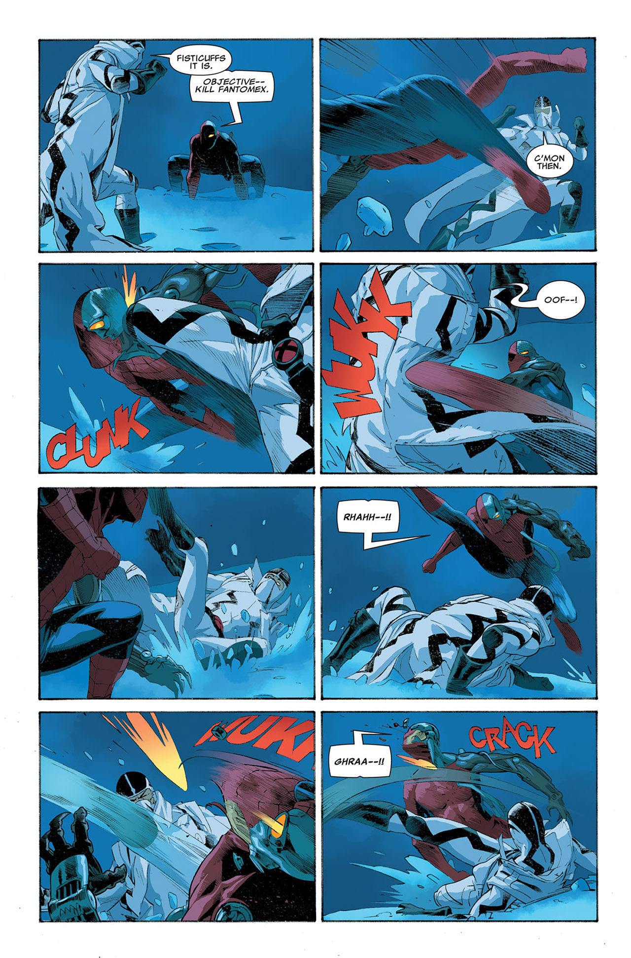 Read online Uncanny X-Force (2010) comic -  Issue #6 - 5