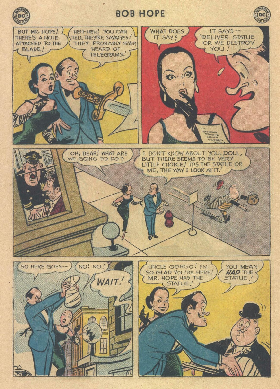The Adventures of Bob Hope issue 76 - Page 16