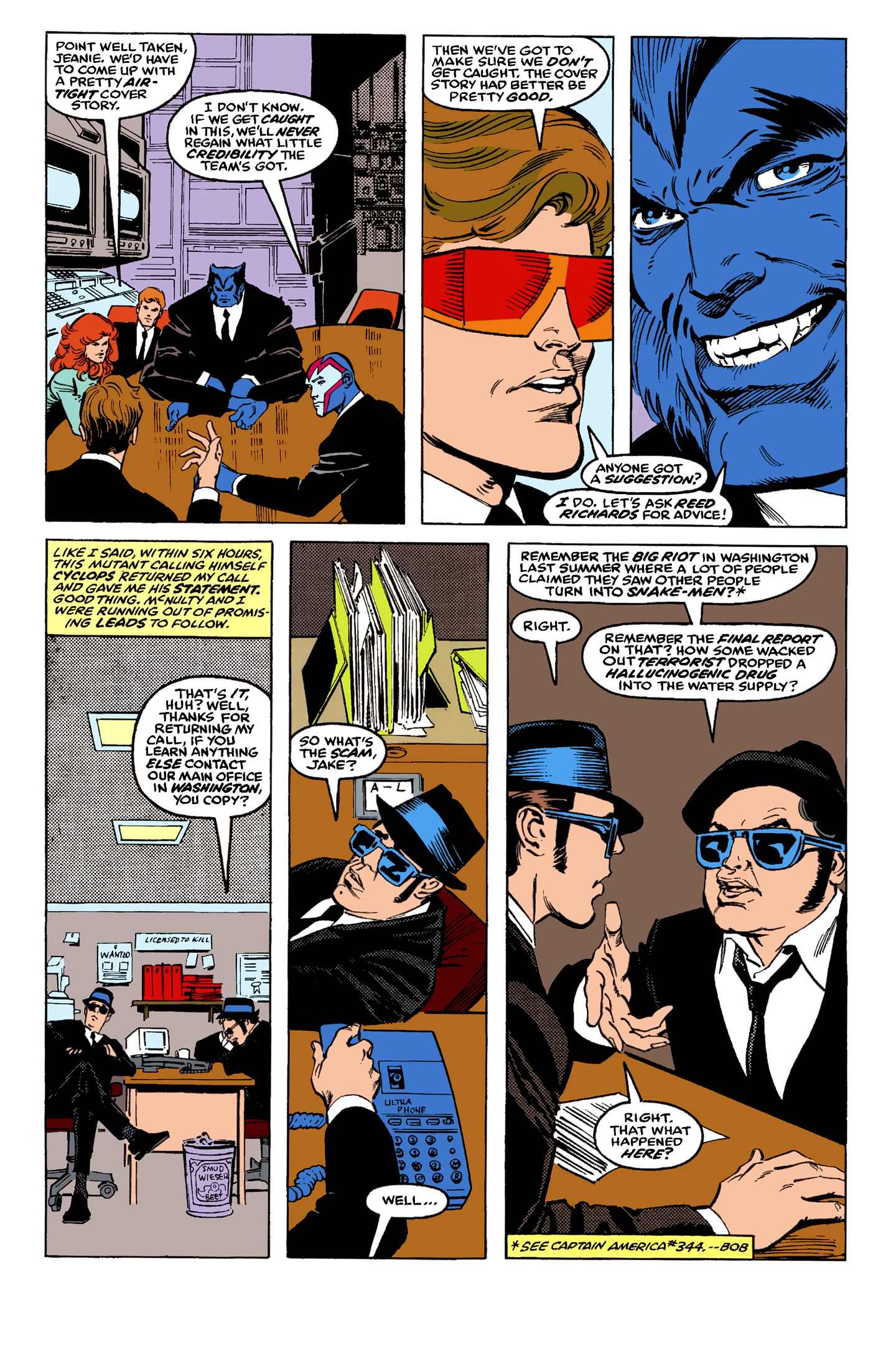 Read online X-Factor (1986) comic -  Issue # _ Annual 4 - 48