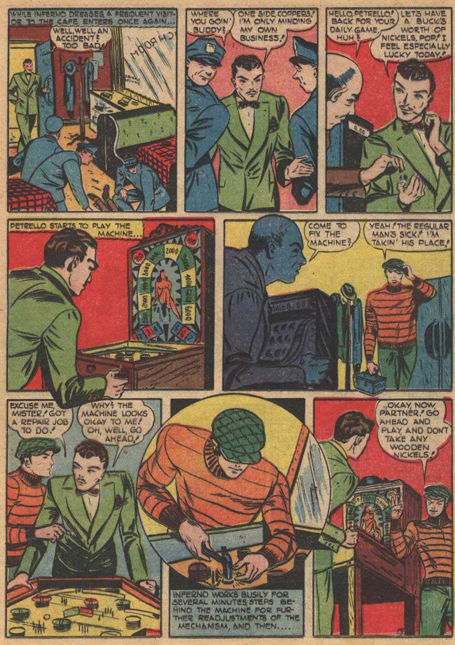 Blue Ribbon Comics (1939) issue 16 - Page 47