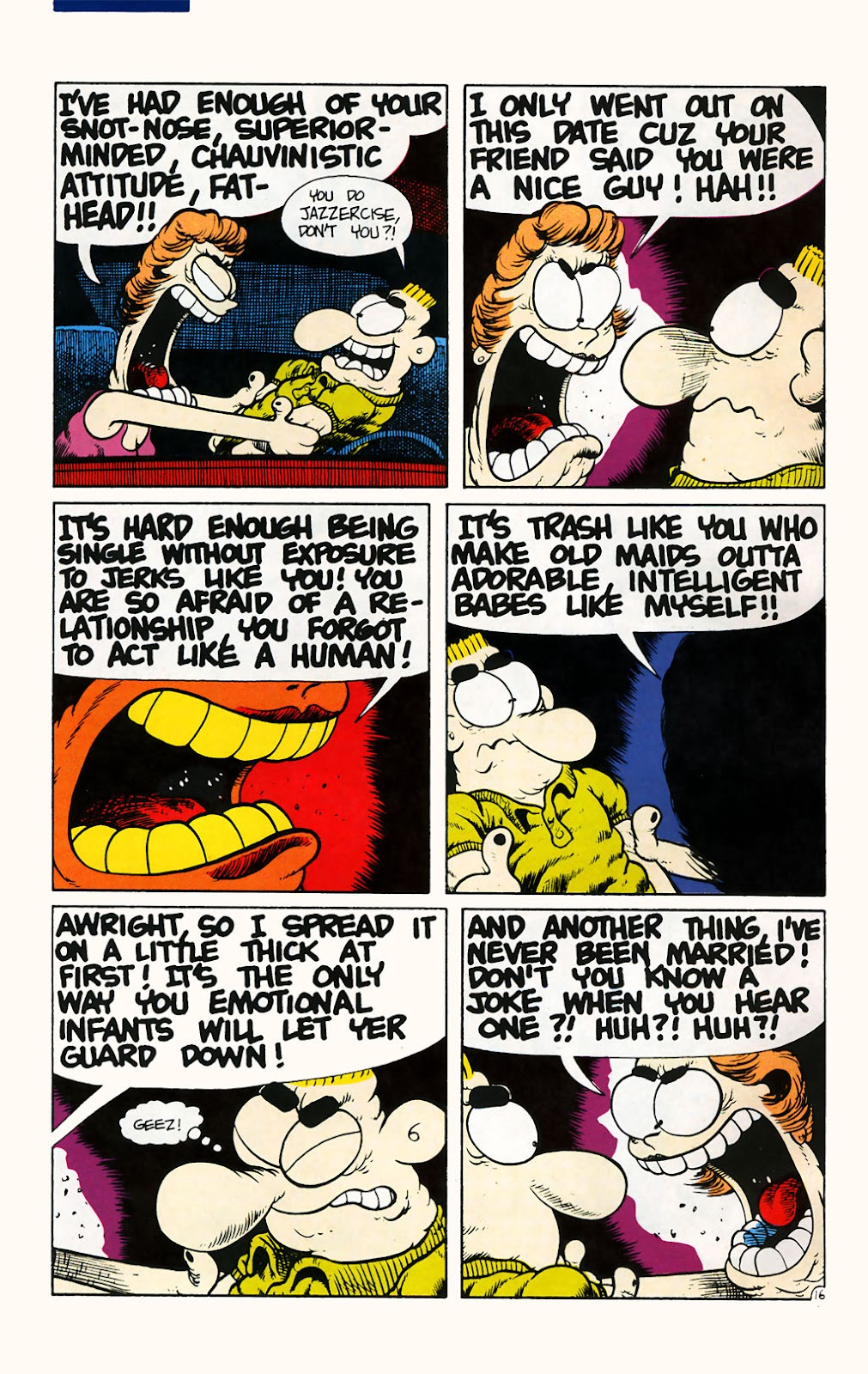 Ralph Snart Adventures (1988) issue 7 - Page 17