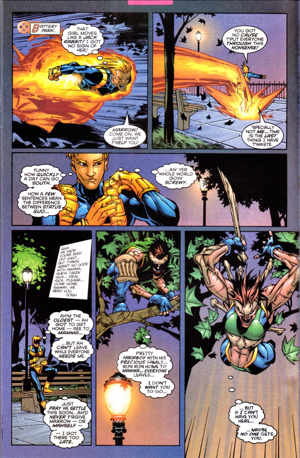 X-Men (1991) 79 Page 12
