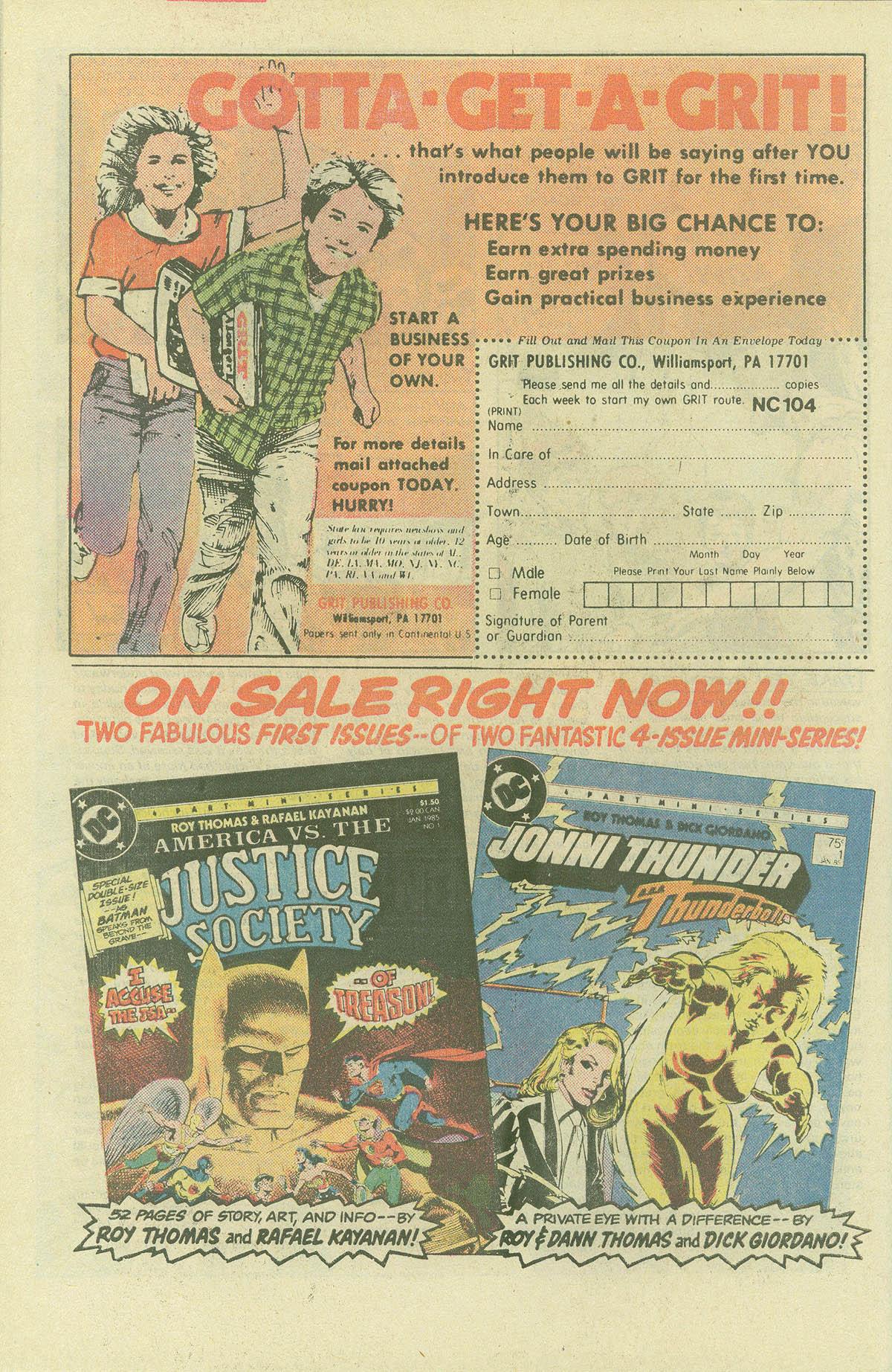 Read online Sgt. Rock comic -  Issue #396 - 31