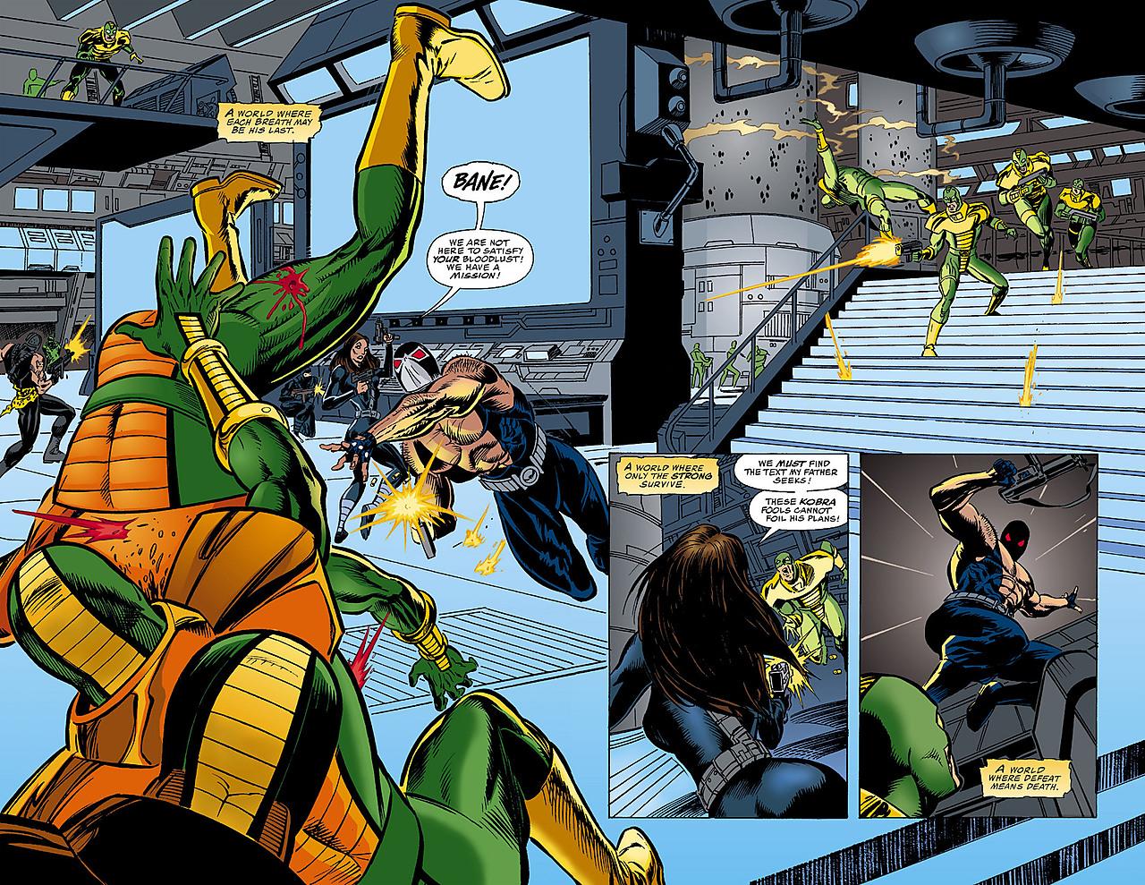 Batman: Bane of the Demon 3 Page 3