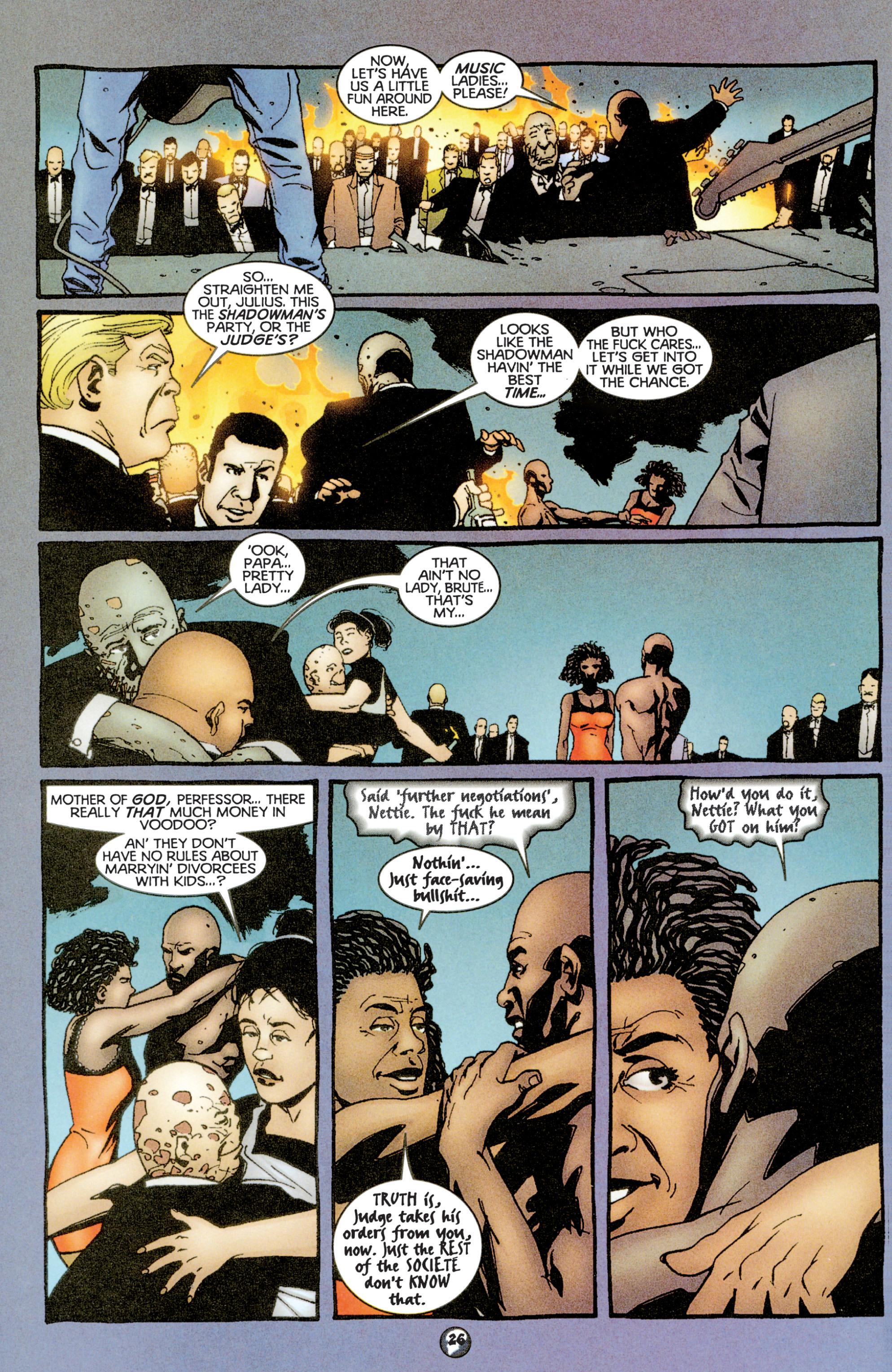 Read online Shadowman (1997) comic -  Issue #15 - 21